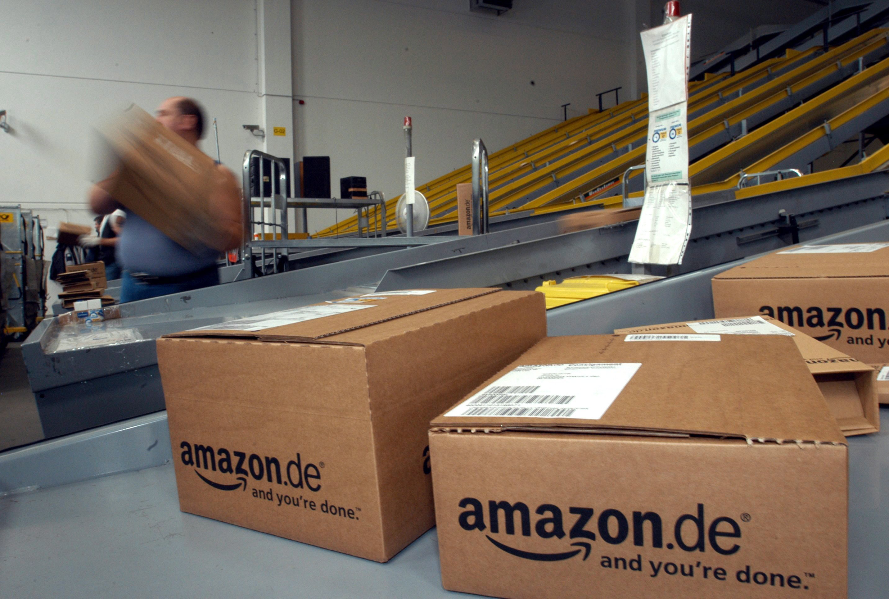 Европа отхвърли патентна заявка на Amazon