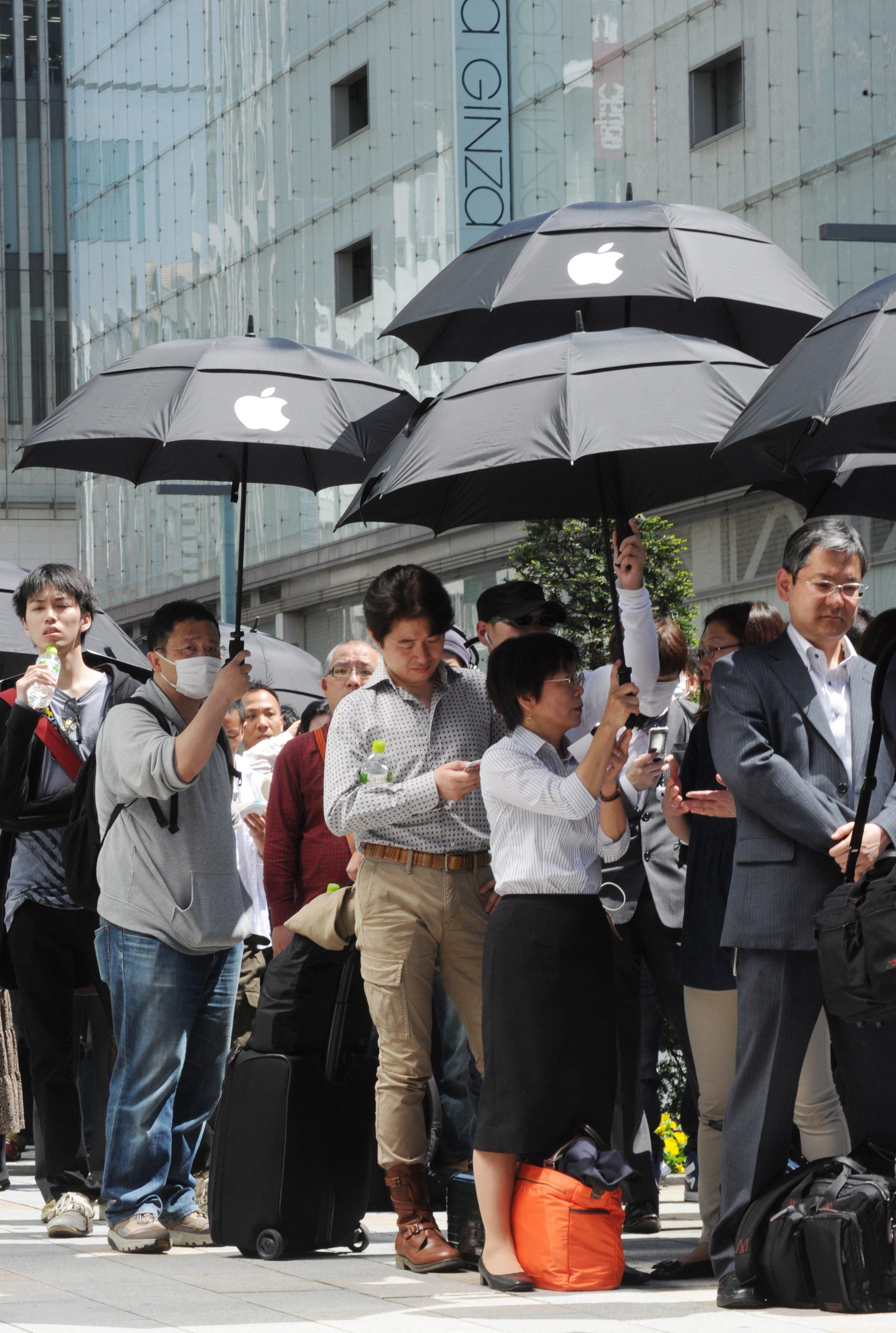 Четирима ранени при бой за iPad в Пекин