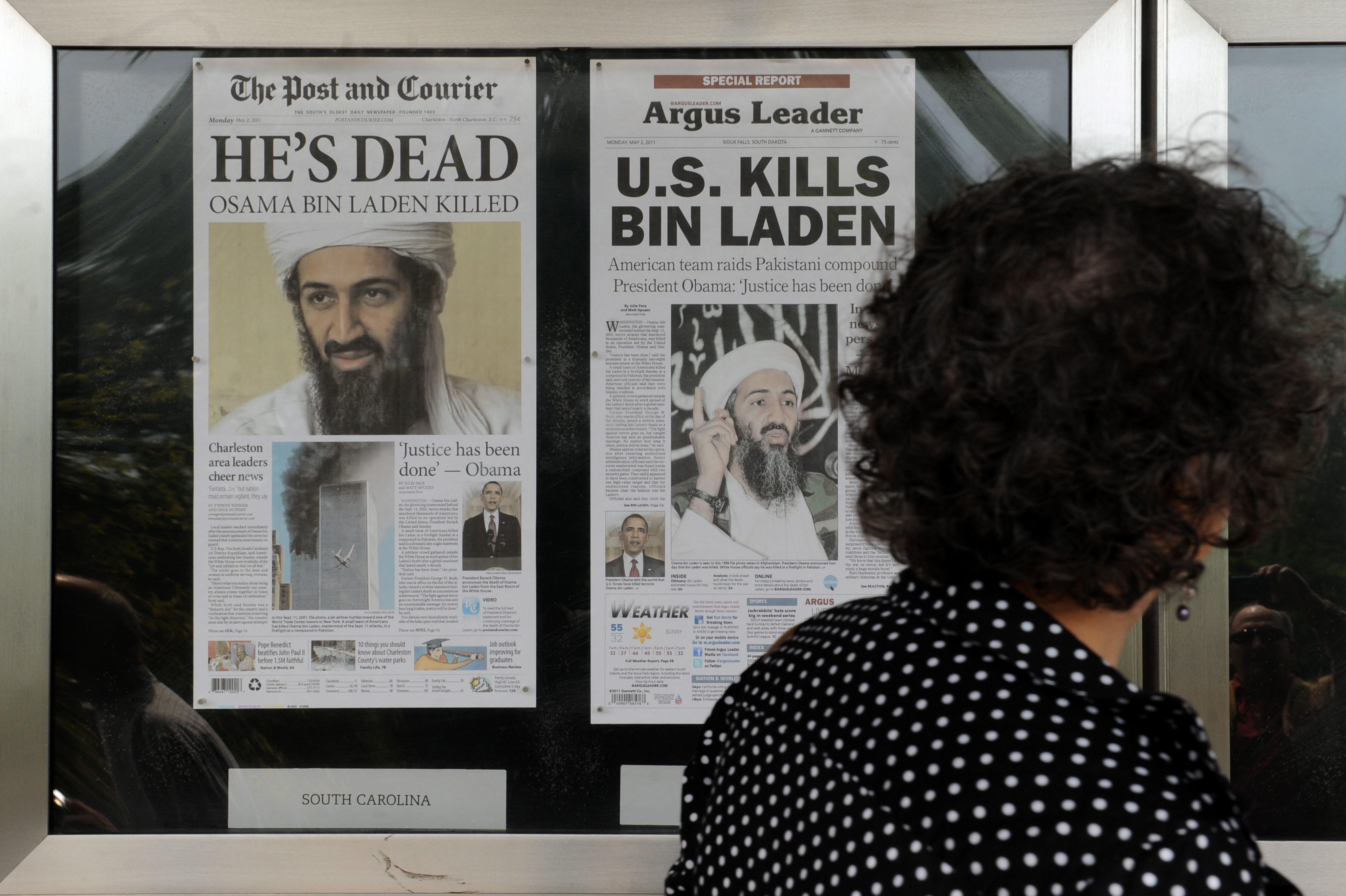 Никой няма да получи $50 млн. за главата на Осама