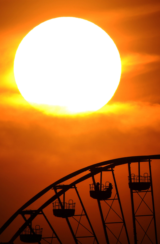 Силата на Слънцето