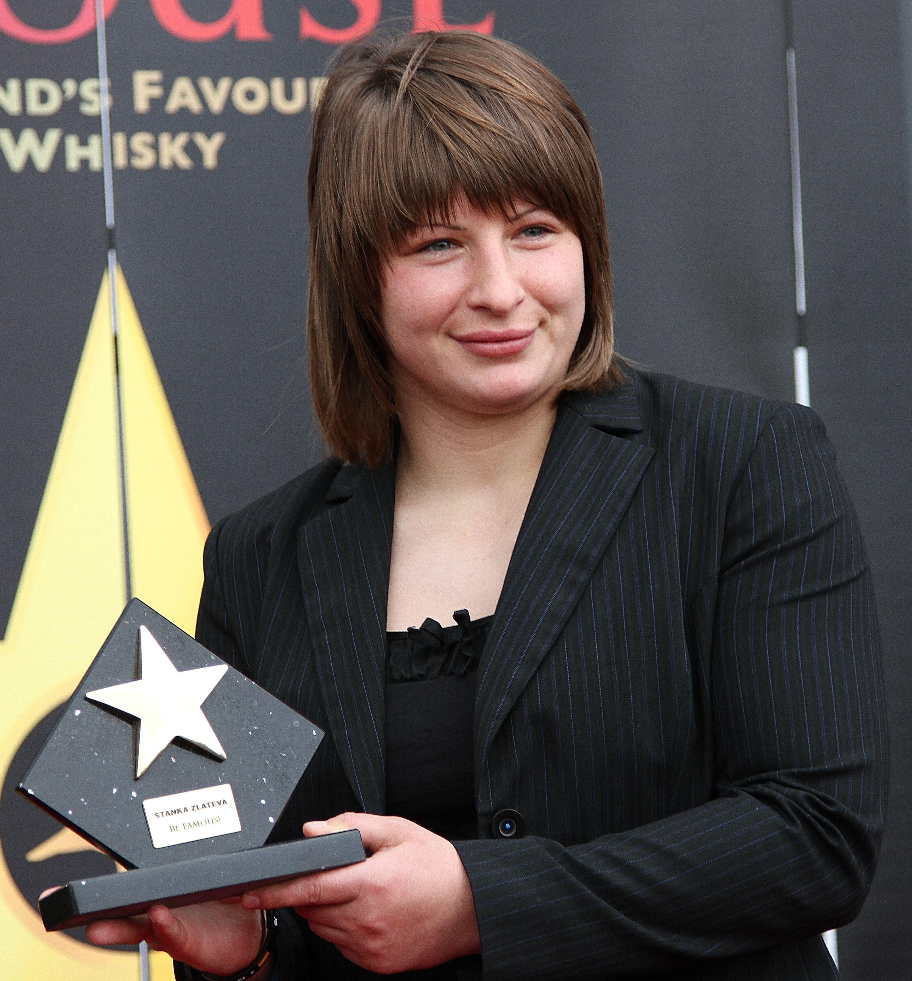 Станка Златева получи своя звезда на Алеята на славата
