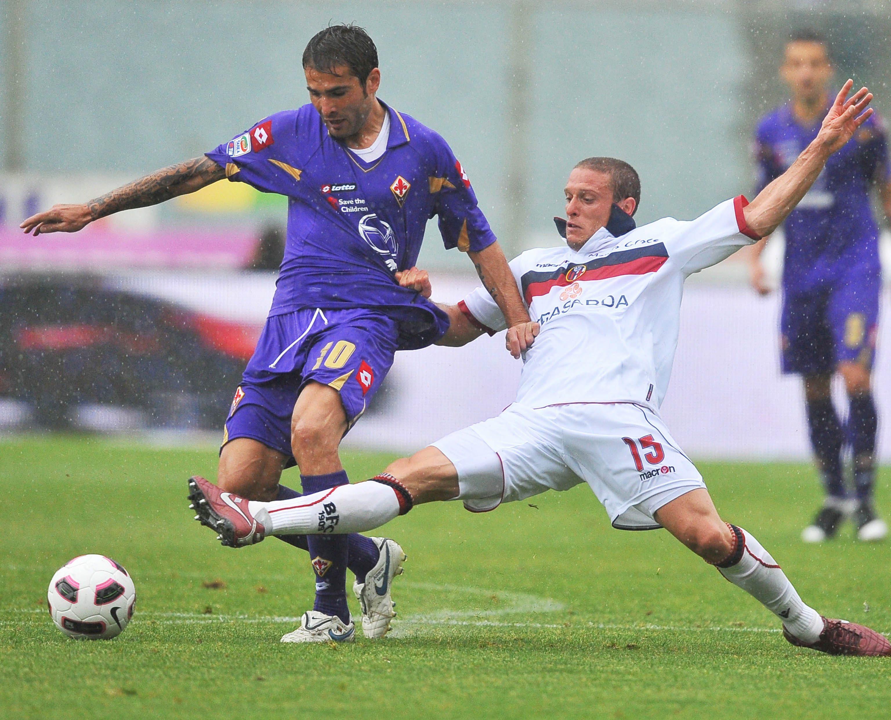 Болоня остава в Серия А след равенство с Фиорентина