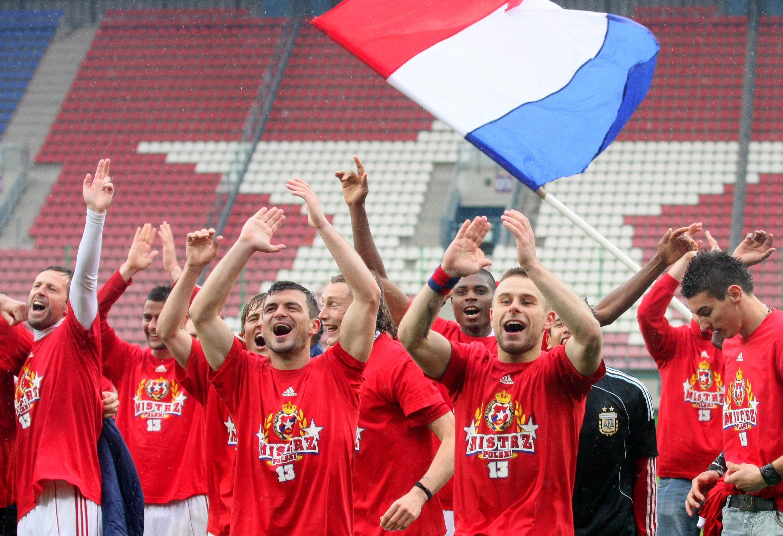 Цецо Генков шампион на Полша с Висла