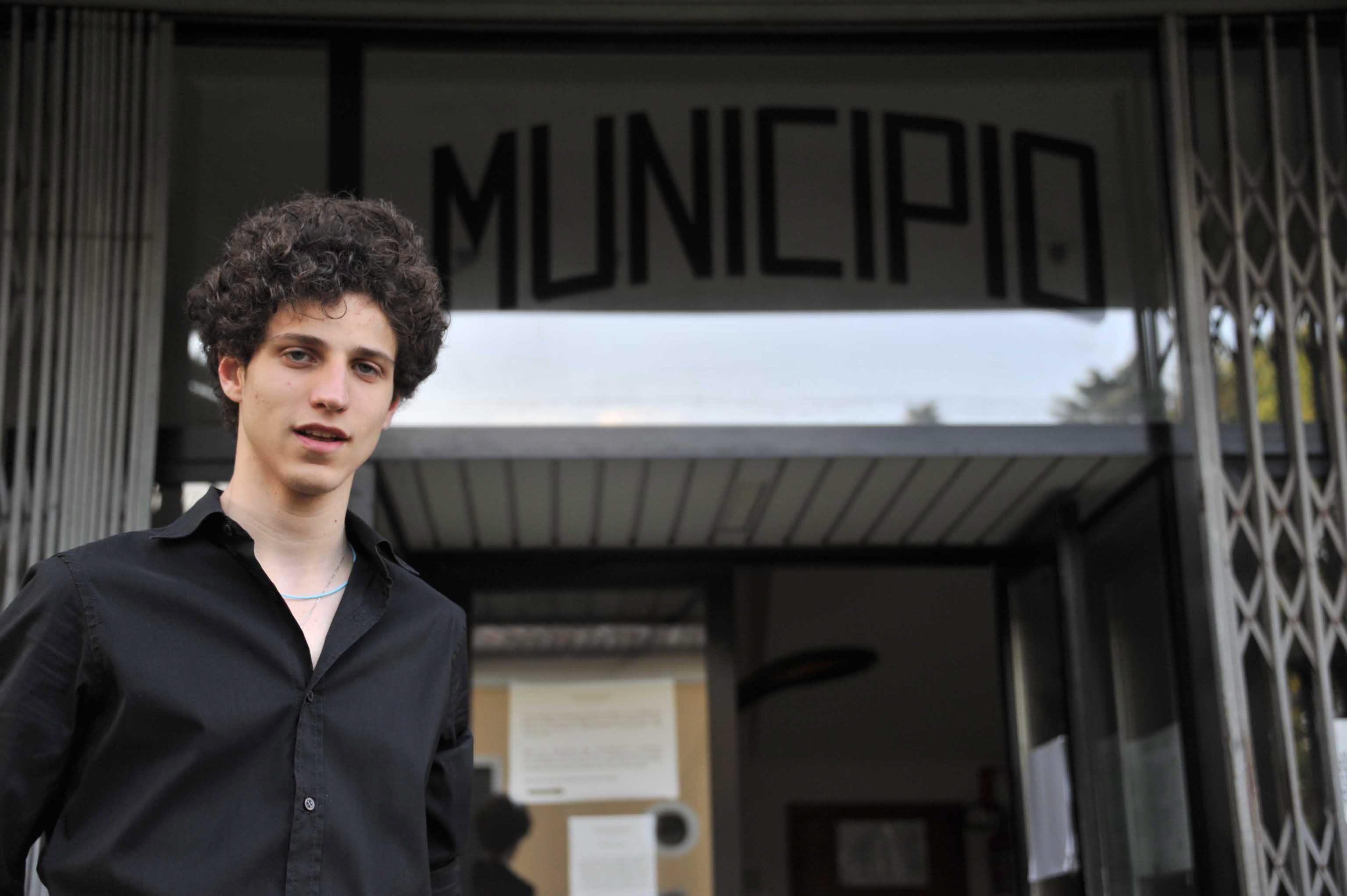 Италианско градче си избра 18-годишен кмет