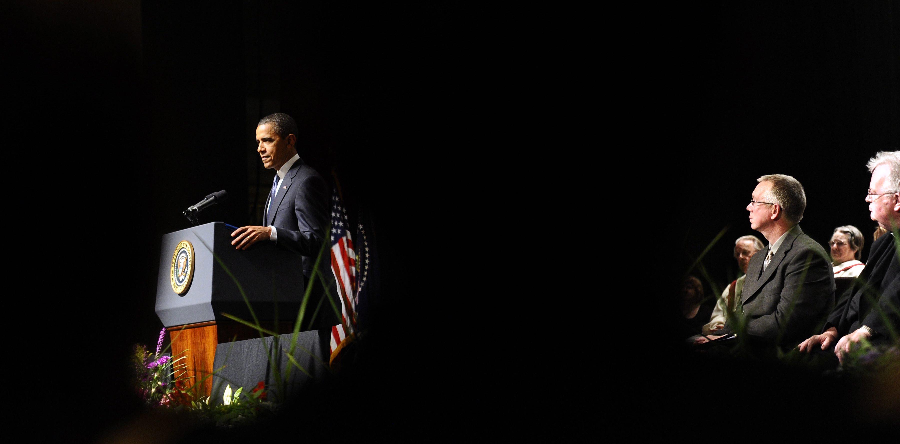 82 демократи гласуваха срещу Обама за дълга