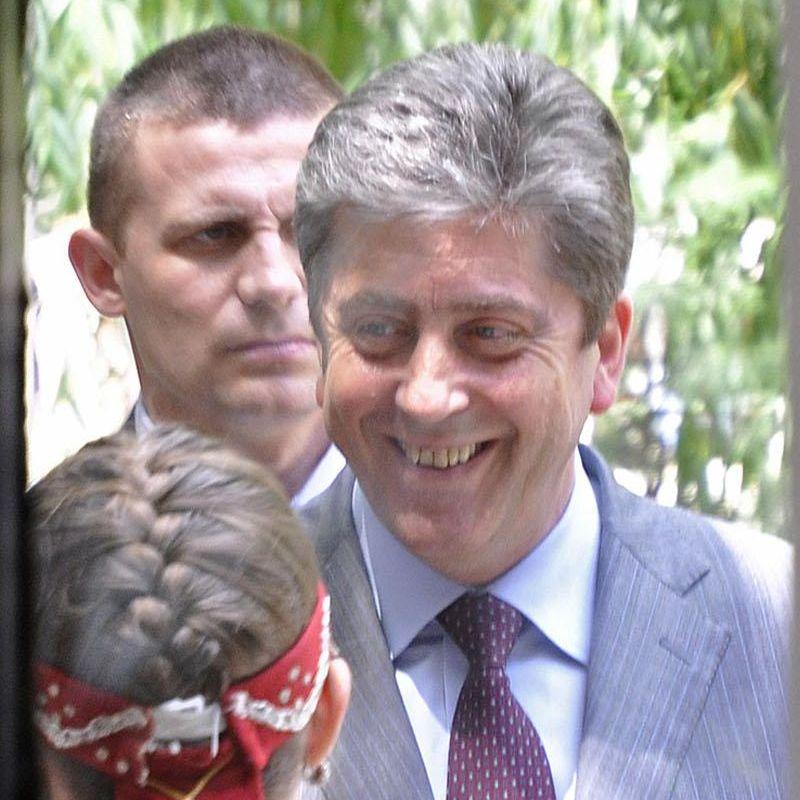 Първанов: Ще гласувате за мен след януари 2012 г.