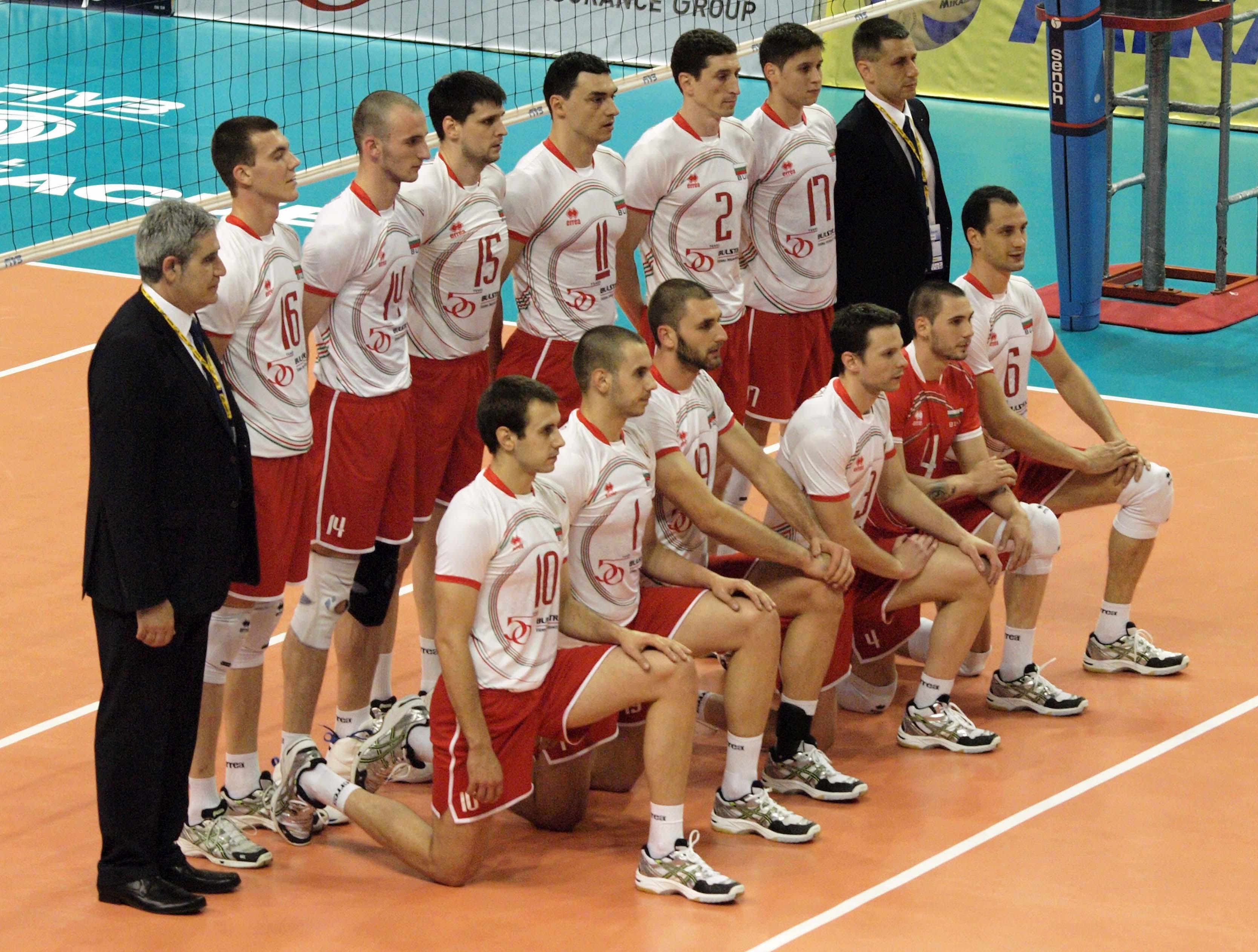 Националите по волейбол пристигнаха в Прага