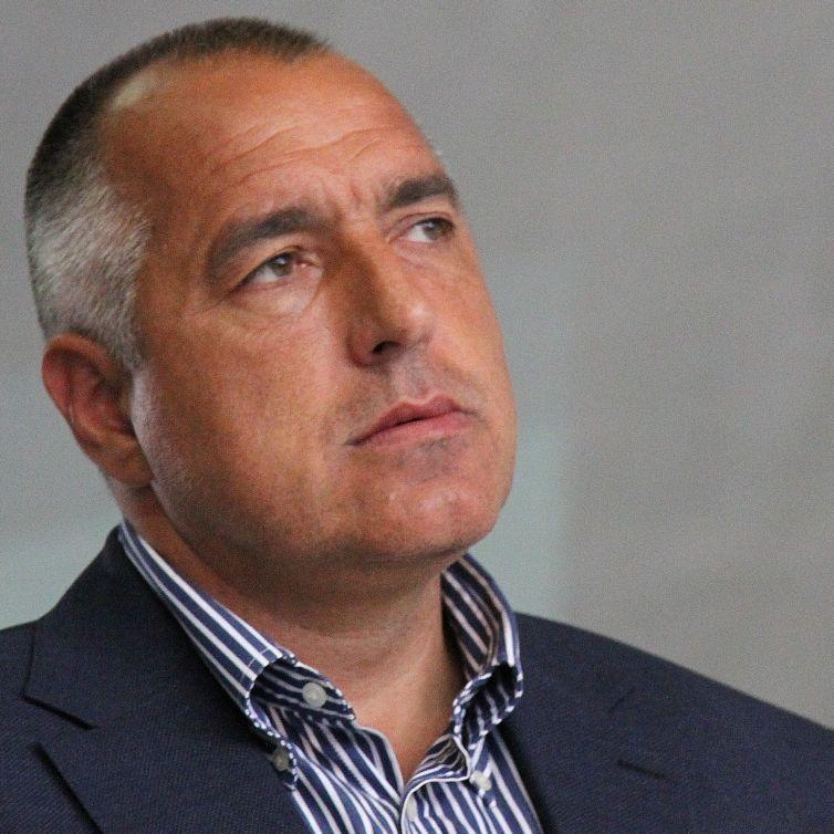 След доклада на ЕК Борисов спира частните дарения в МВР