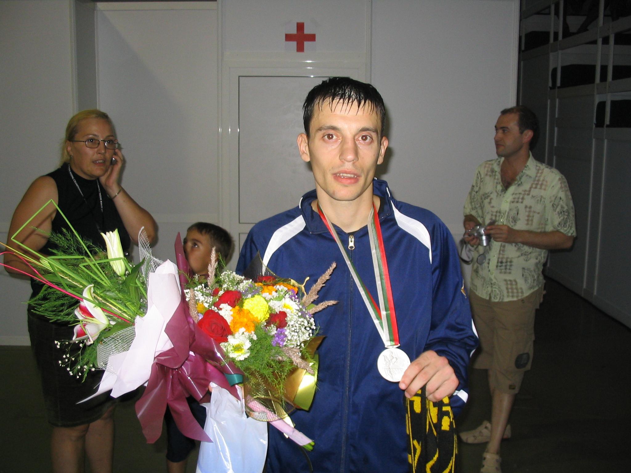 Далаклиев приключи в Анкара заради 50 грама