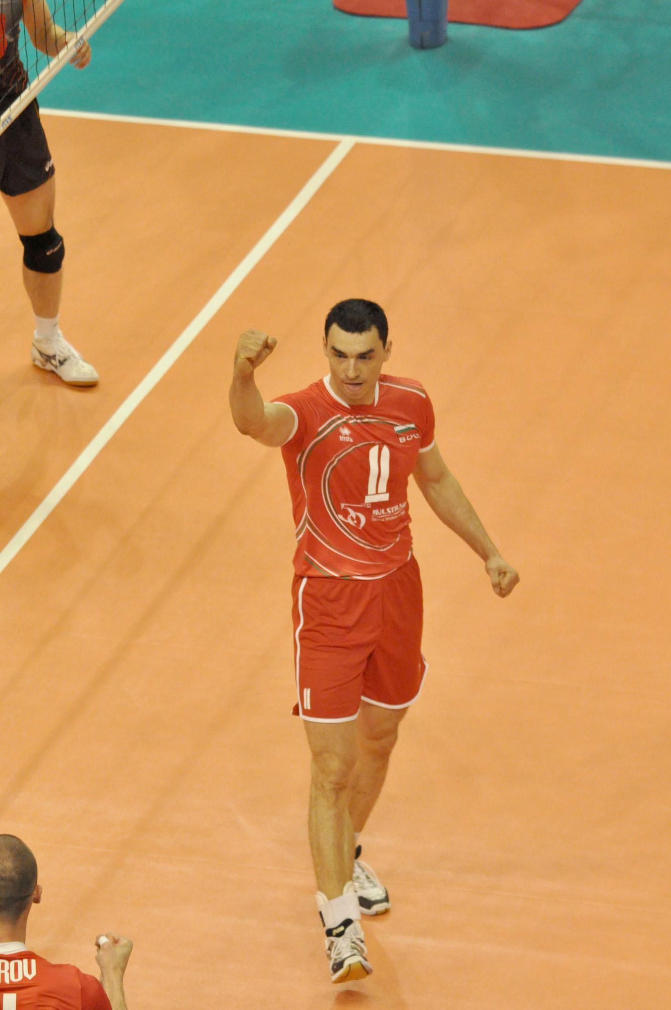Владо Николов: По-добри сме от Словакия, но трябва да го покажем