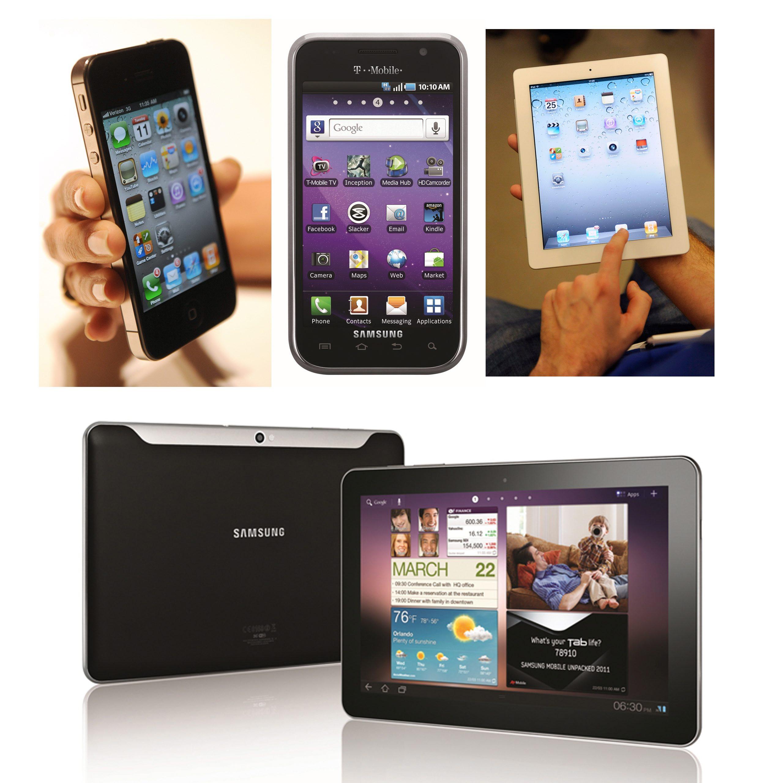 Apple: Samsung копира iPhone от самото начало