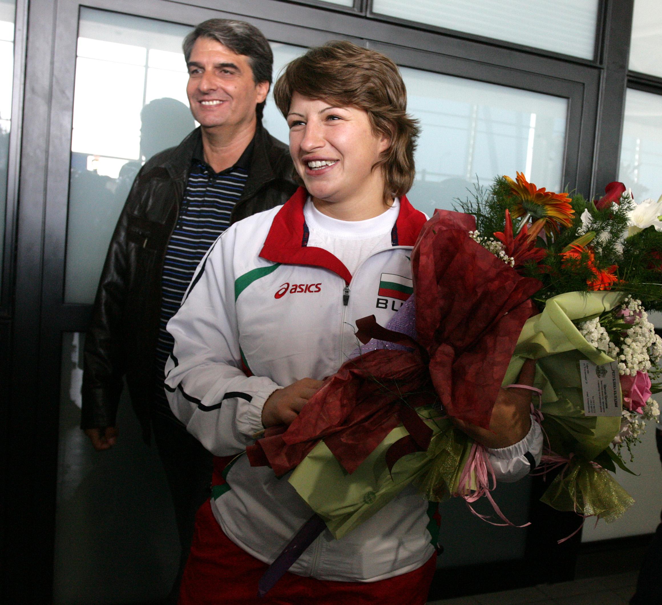 Станка Златева спечели Гран При в Баку!