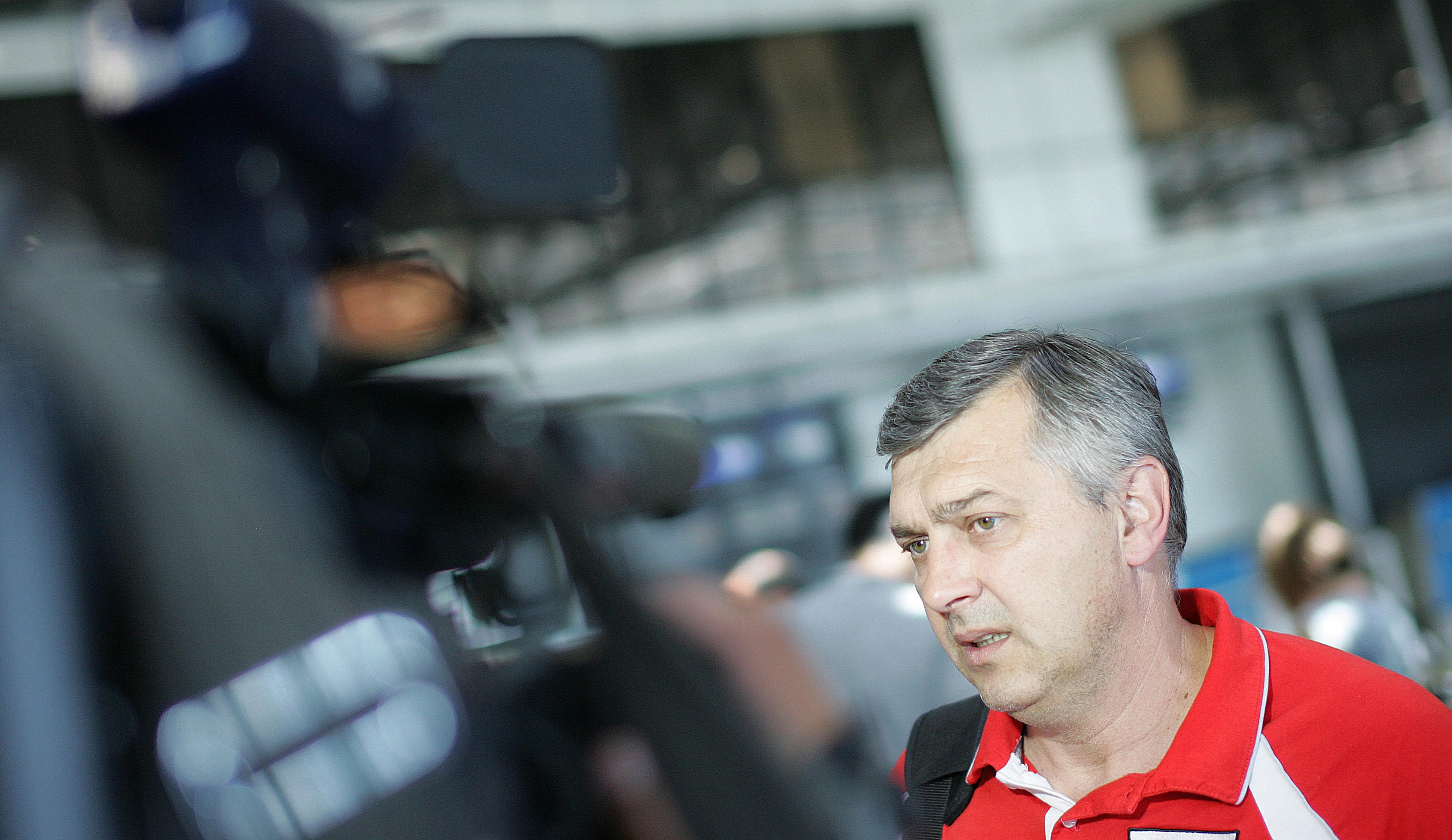 Драгутин Балтич ще даде пресконференция във Варна утре