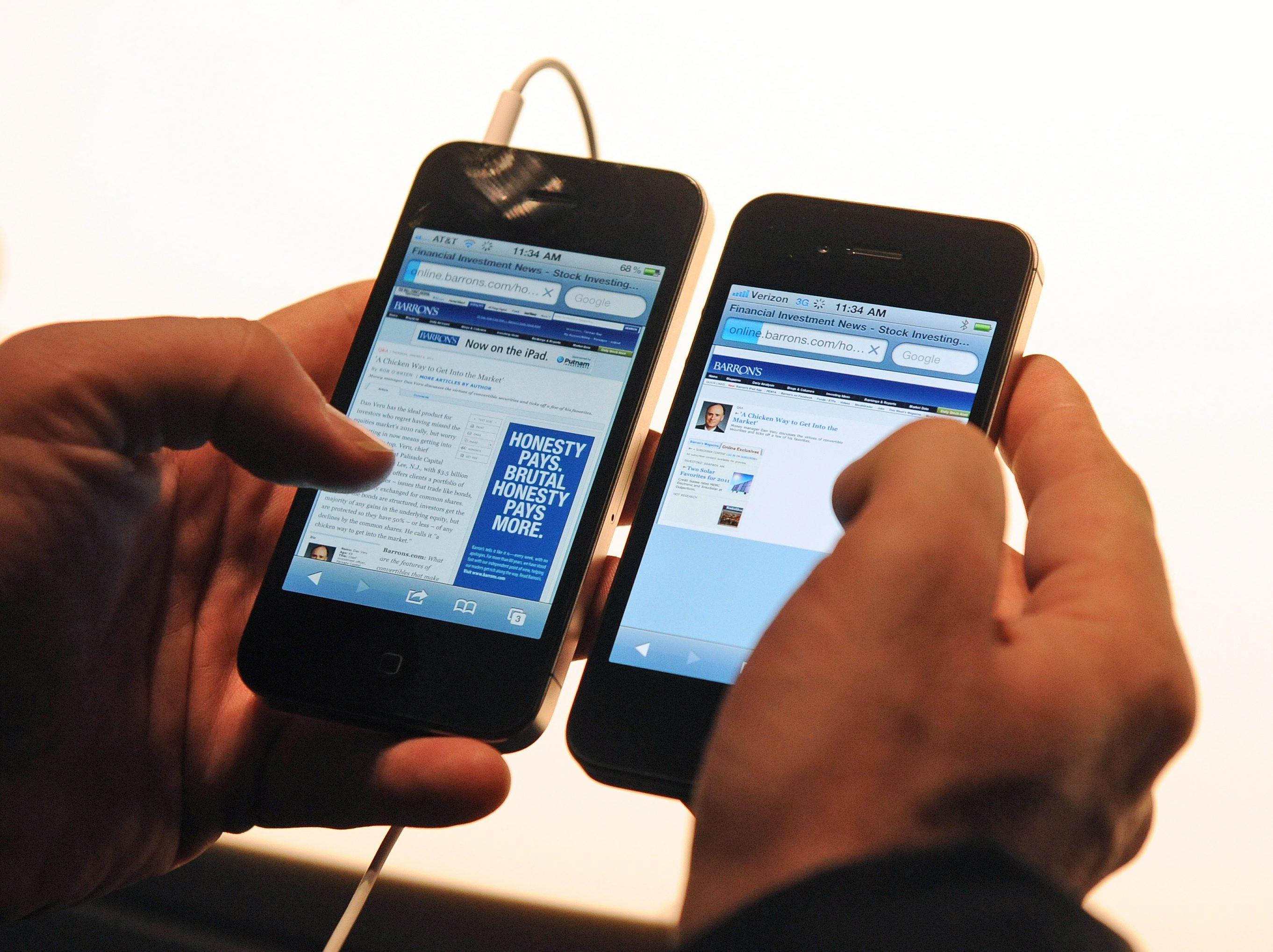 Motorola принуди Apple да блокира услуга