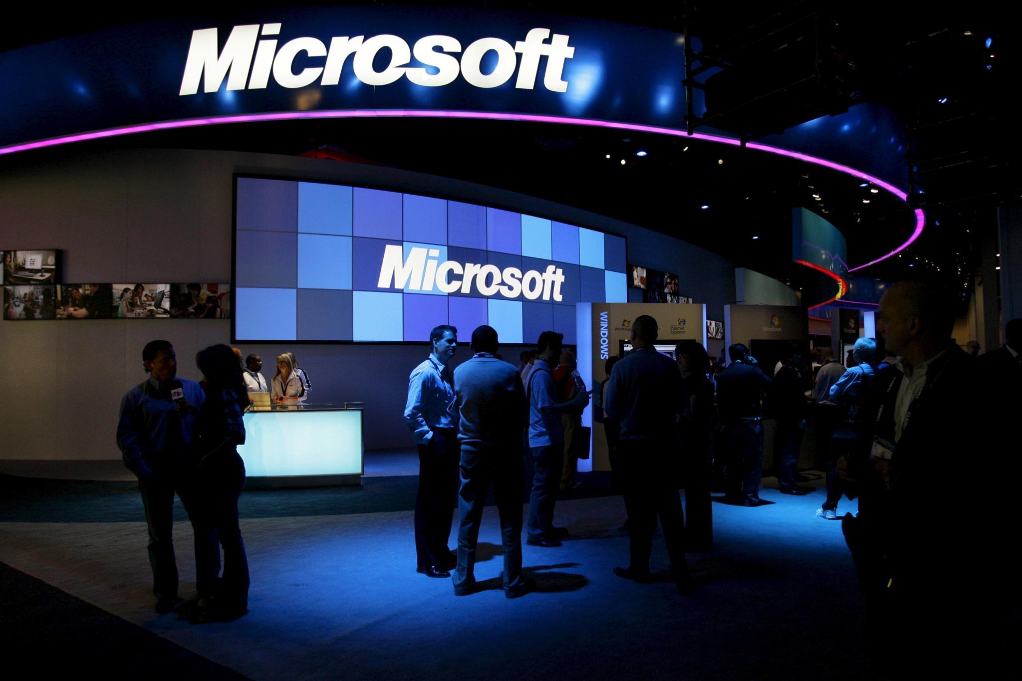 Слабият Windows удари печалбата на Microsoft