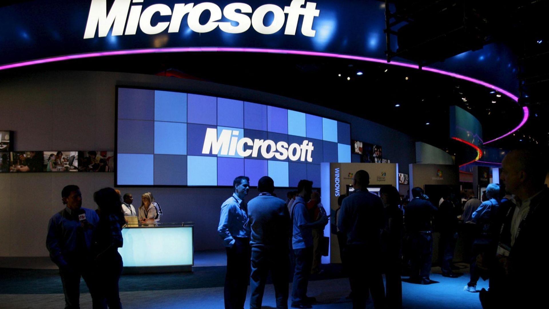Майкрософт разширява услугите си срещу политически мотивирани кибератаки