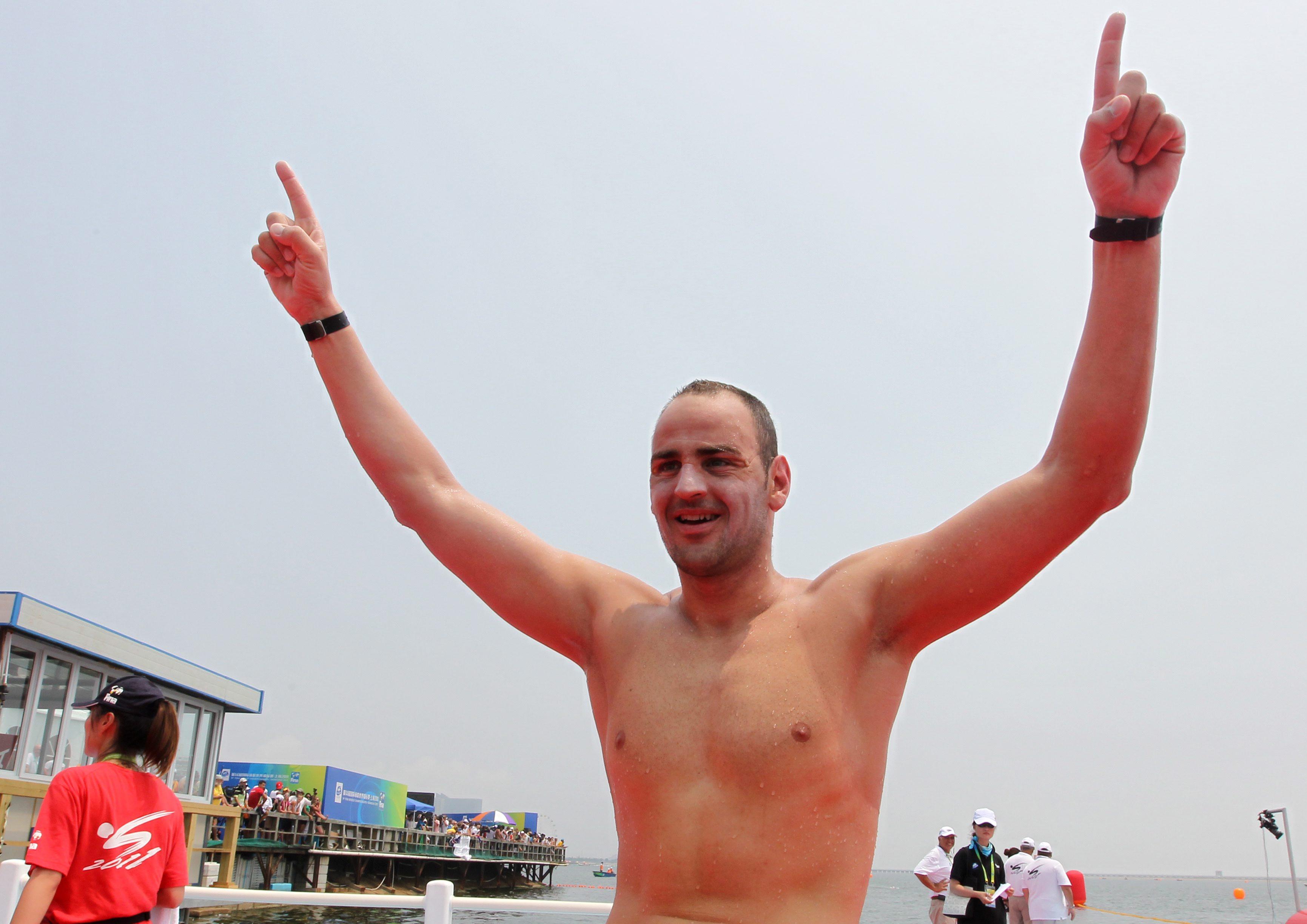 Петър Стойчев стана световен шампион на 25 км
