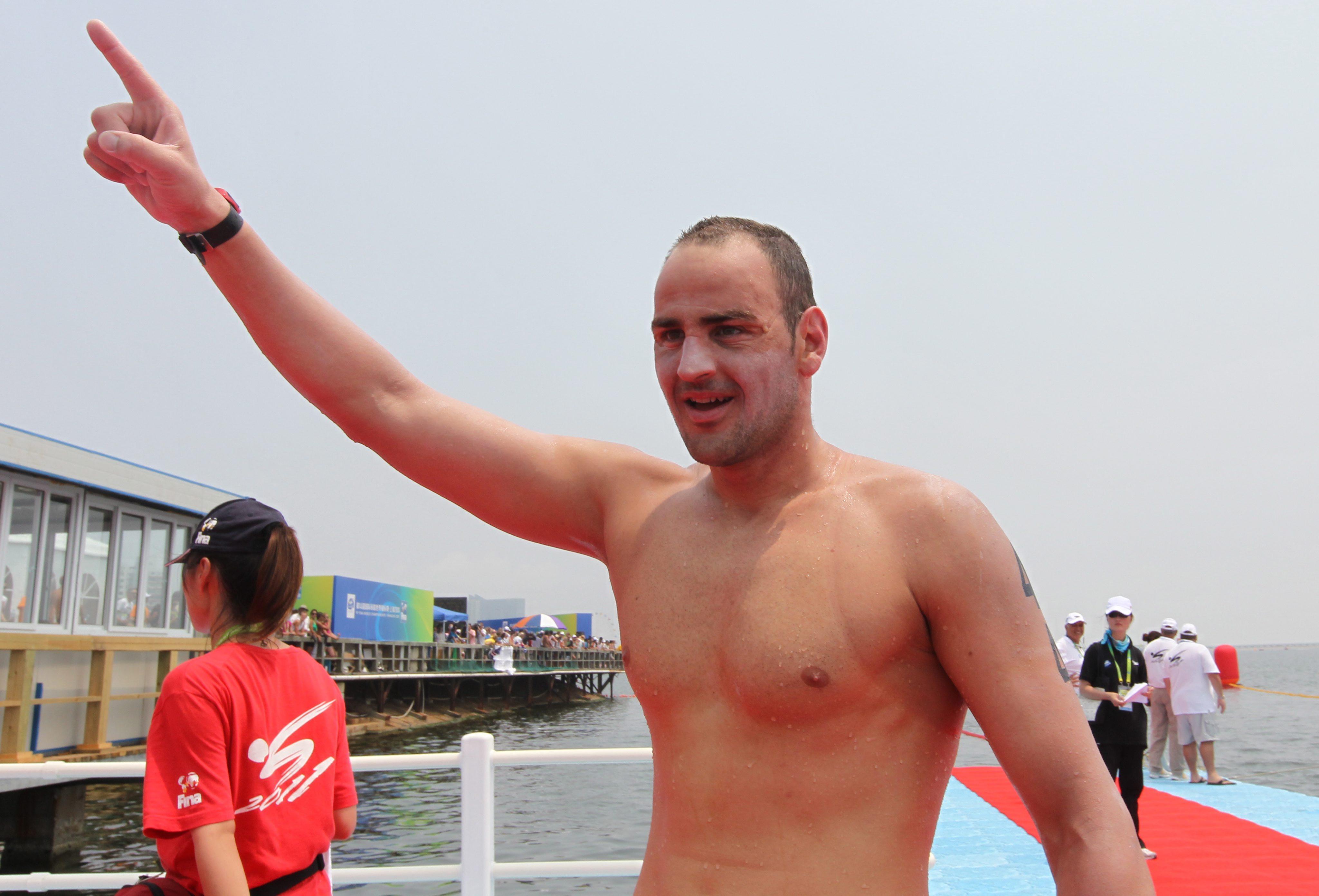Петър Стойчев е първи на 32 км в Канада