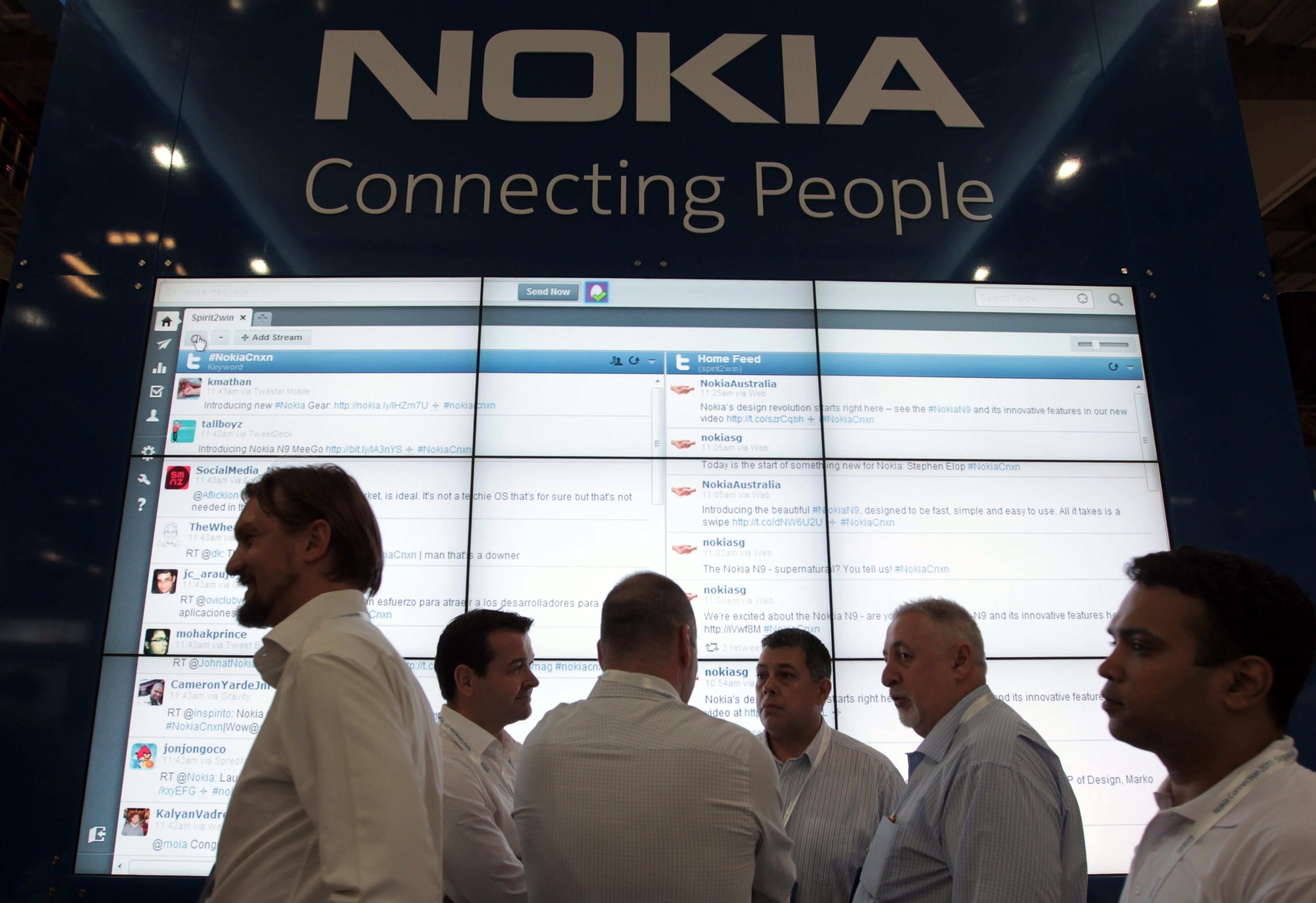 "Фич понижи рейтинга на Nokia до ""боклук"""