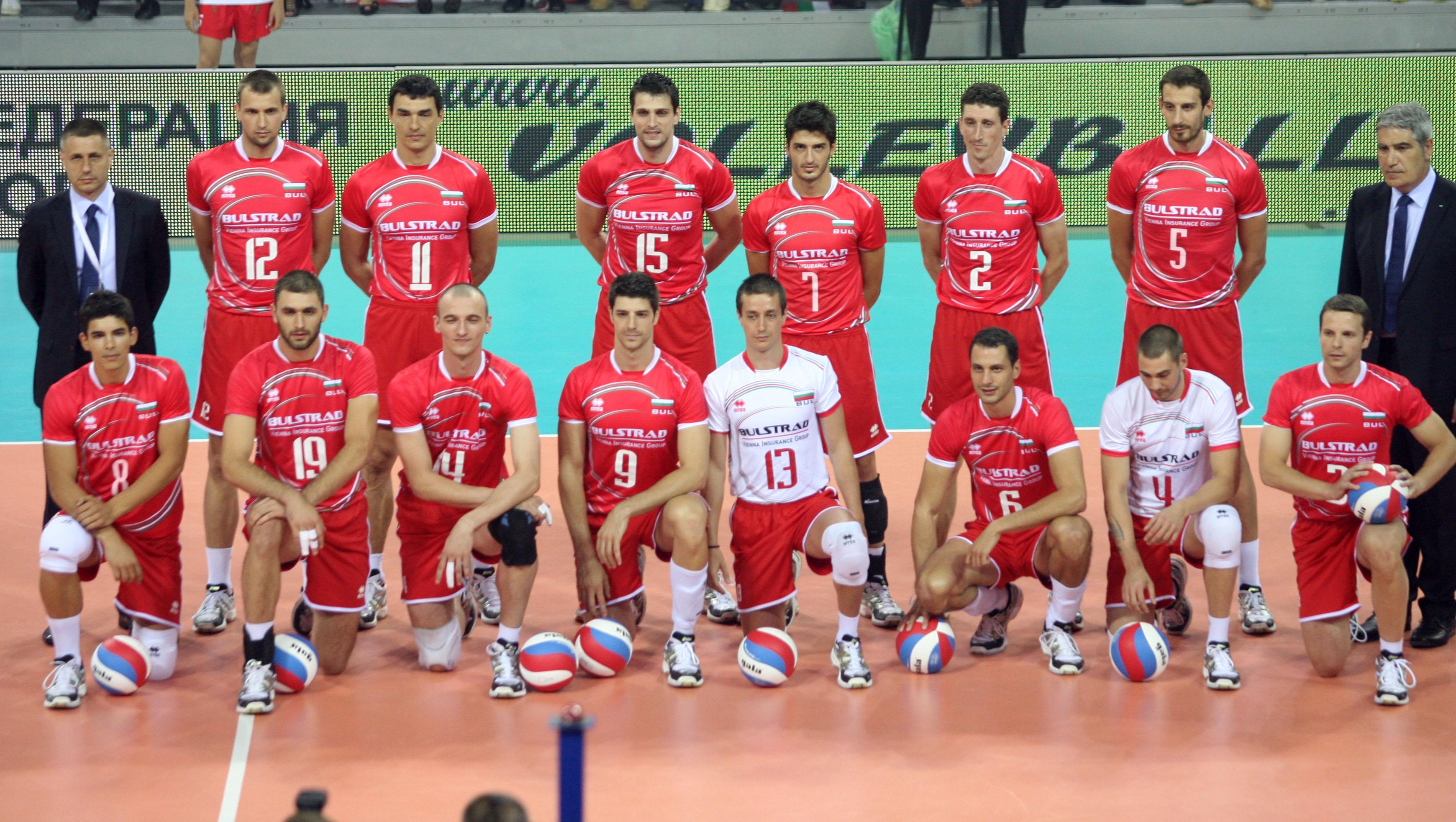 Националите по волейбол отлетяха за Париж
