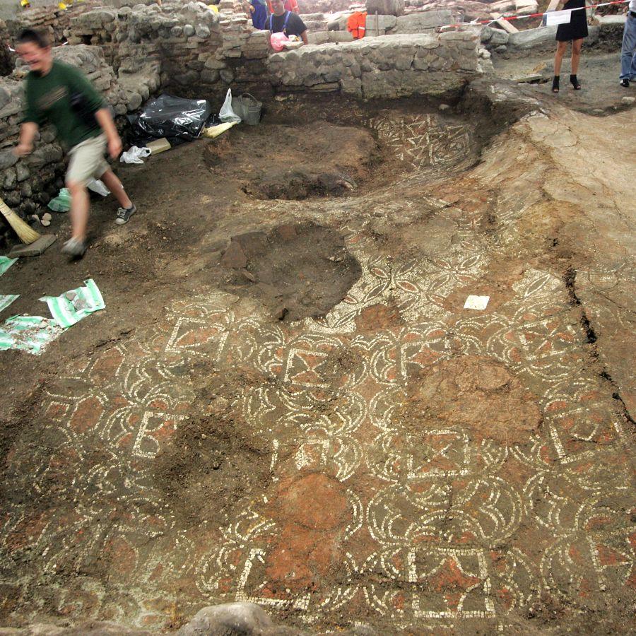 Разкриха хиляди исторически находки под строящи се обекти