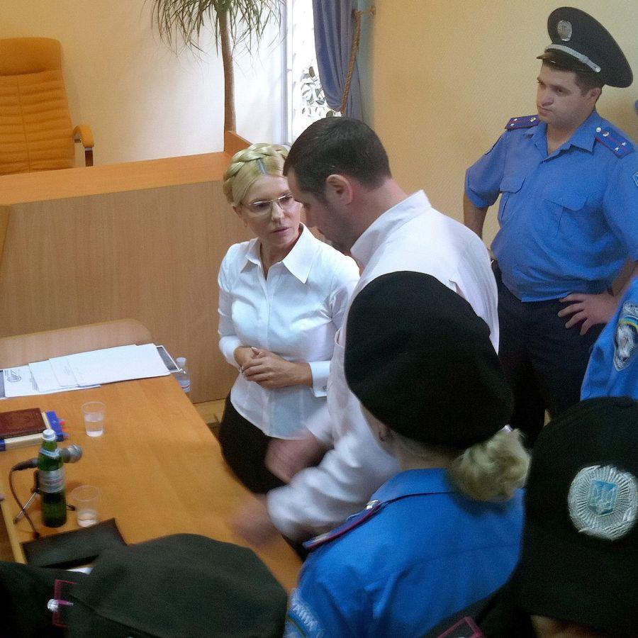 Съдът отказа да пусне Юлия Тимошенко под гаранцията на църквата