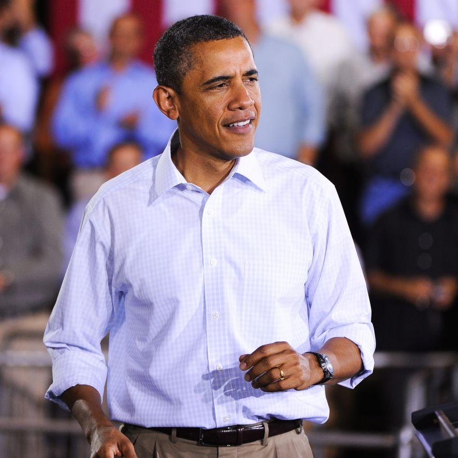 Обама очаква с нетърпение новия iPad