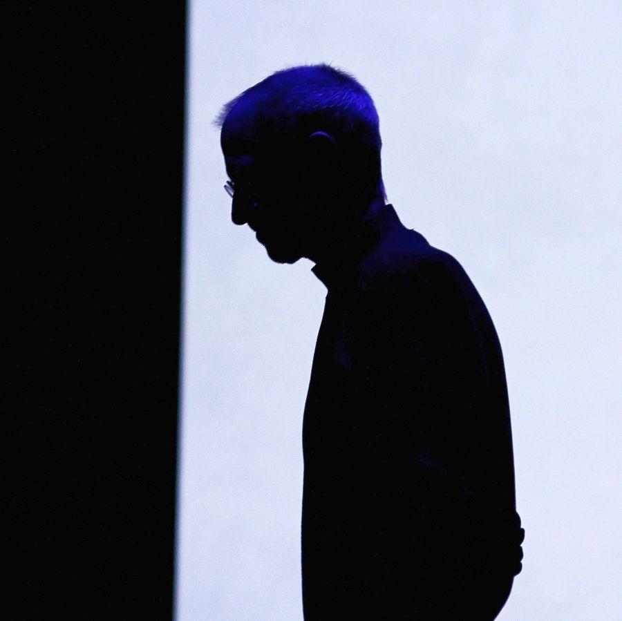 Стив Джобс оставил план за 4 години