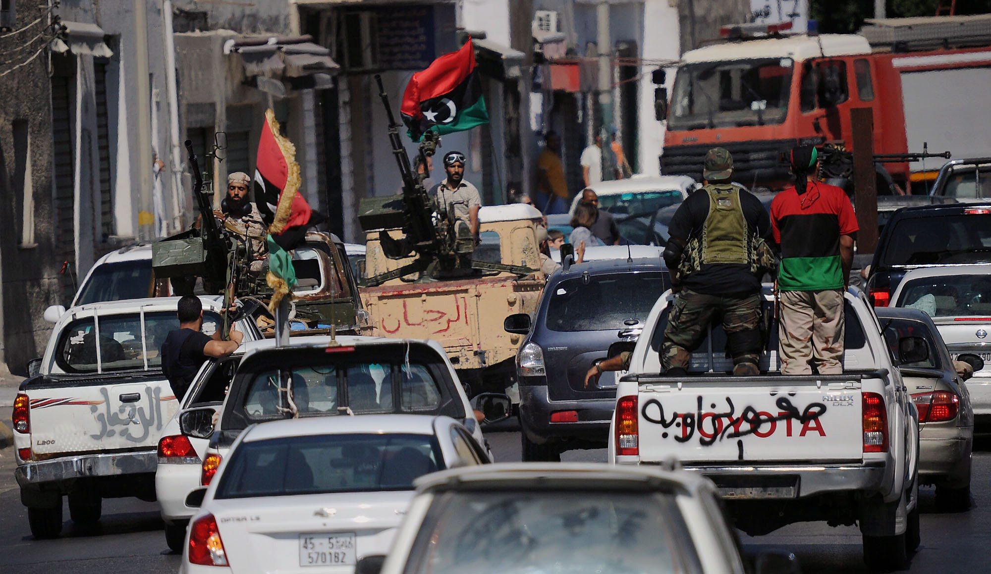 Новата власт в Либия получи 1.5 млрд. долара