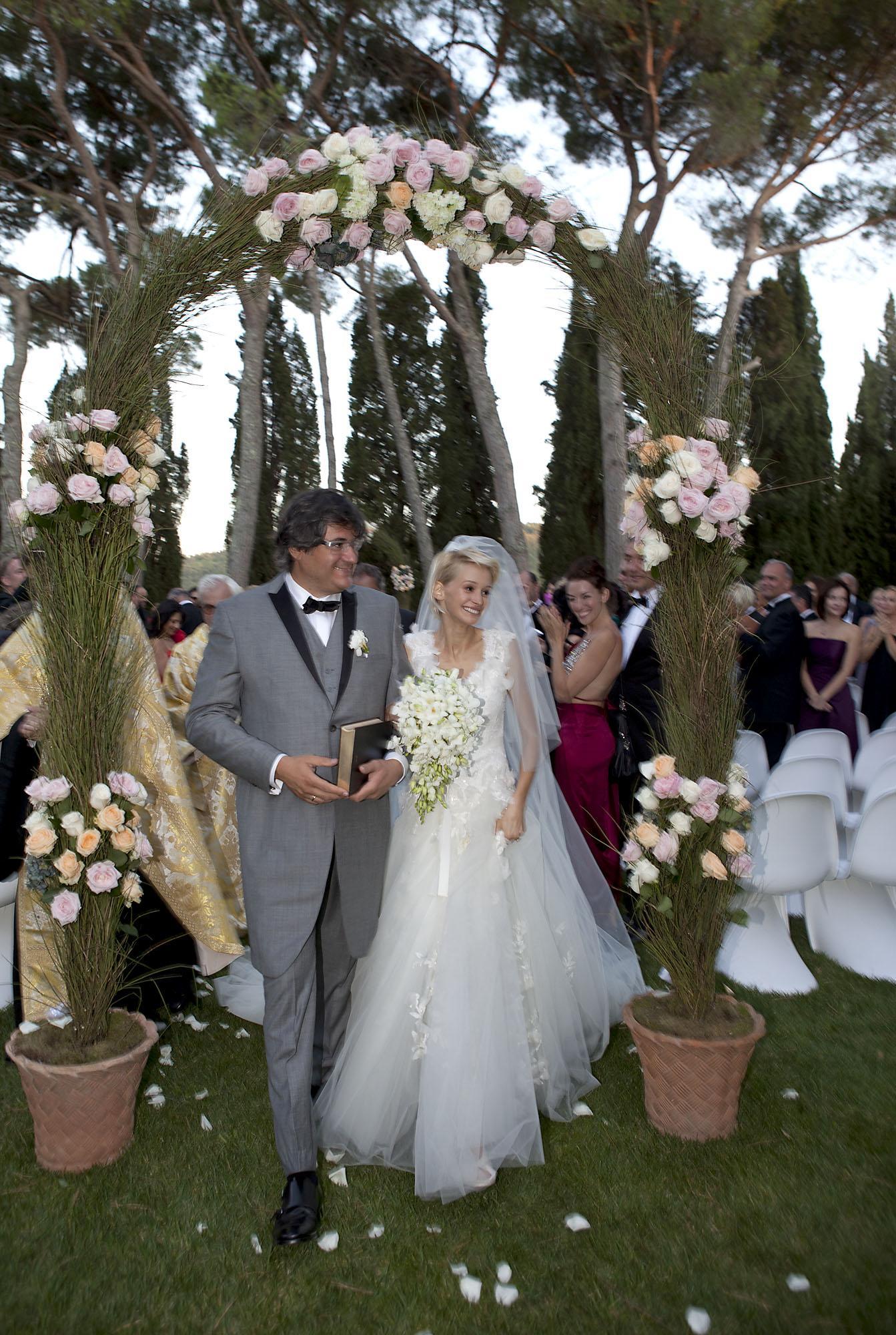 Кои са 10-те български топ сватби на 2011 година