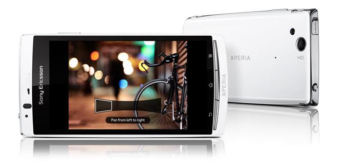 Xperia arc S изкушава с бързо мобилно забавление