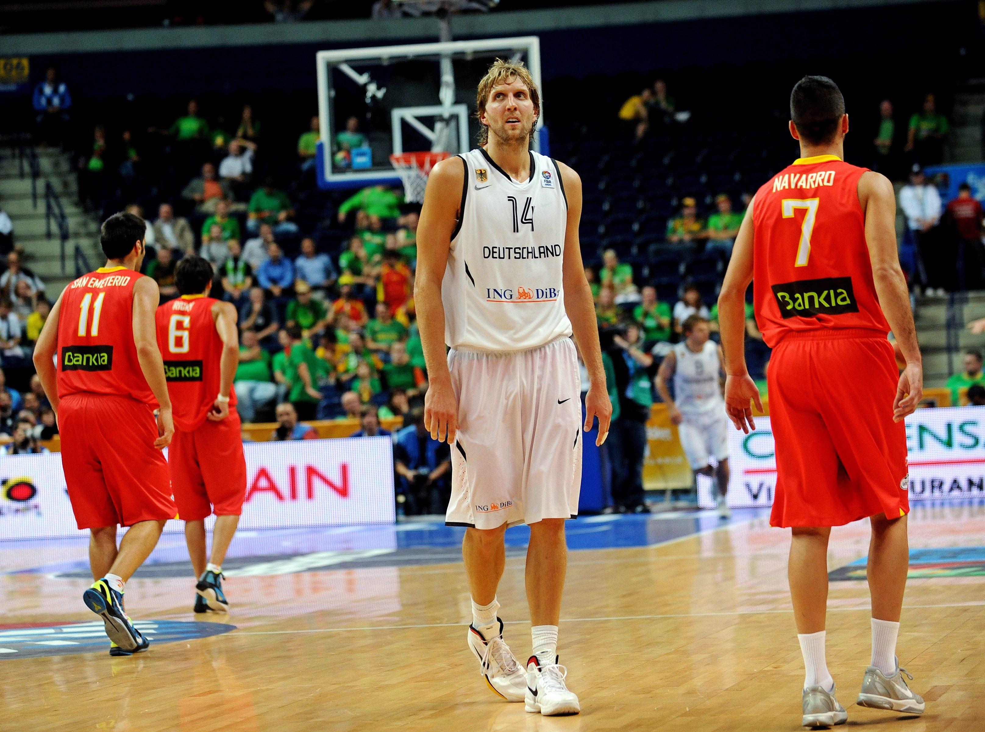 Испания надви Германия във втората фаза на Евробаскет