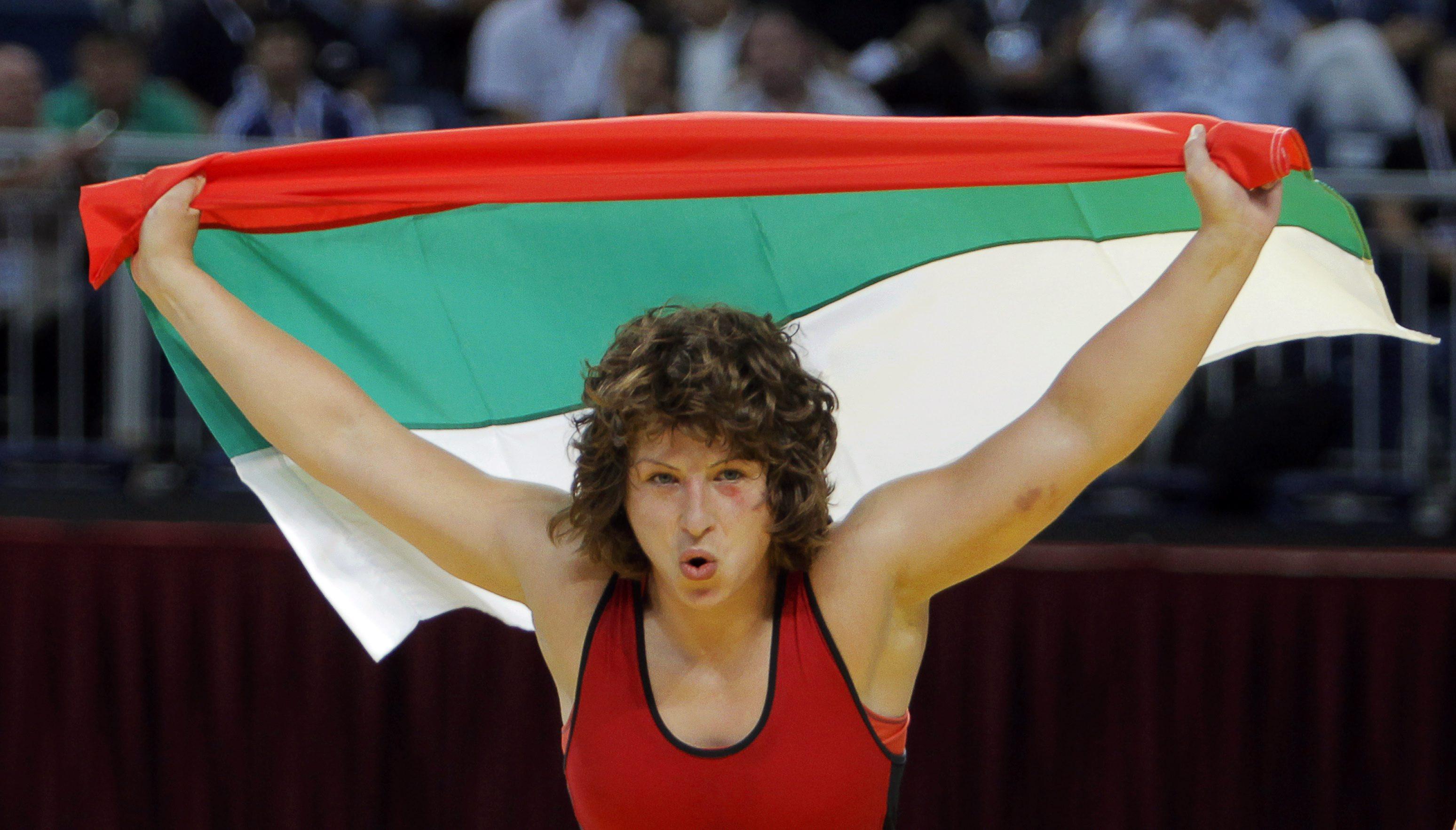 Станка Златева стана шампионка само с една схватка