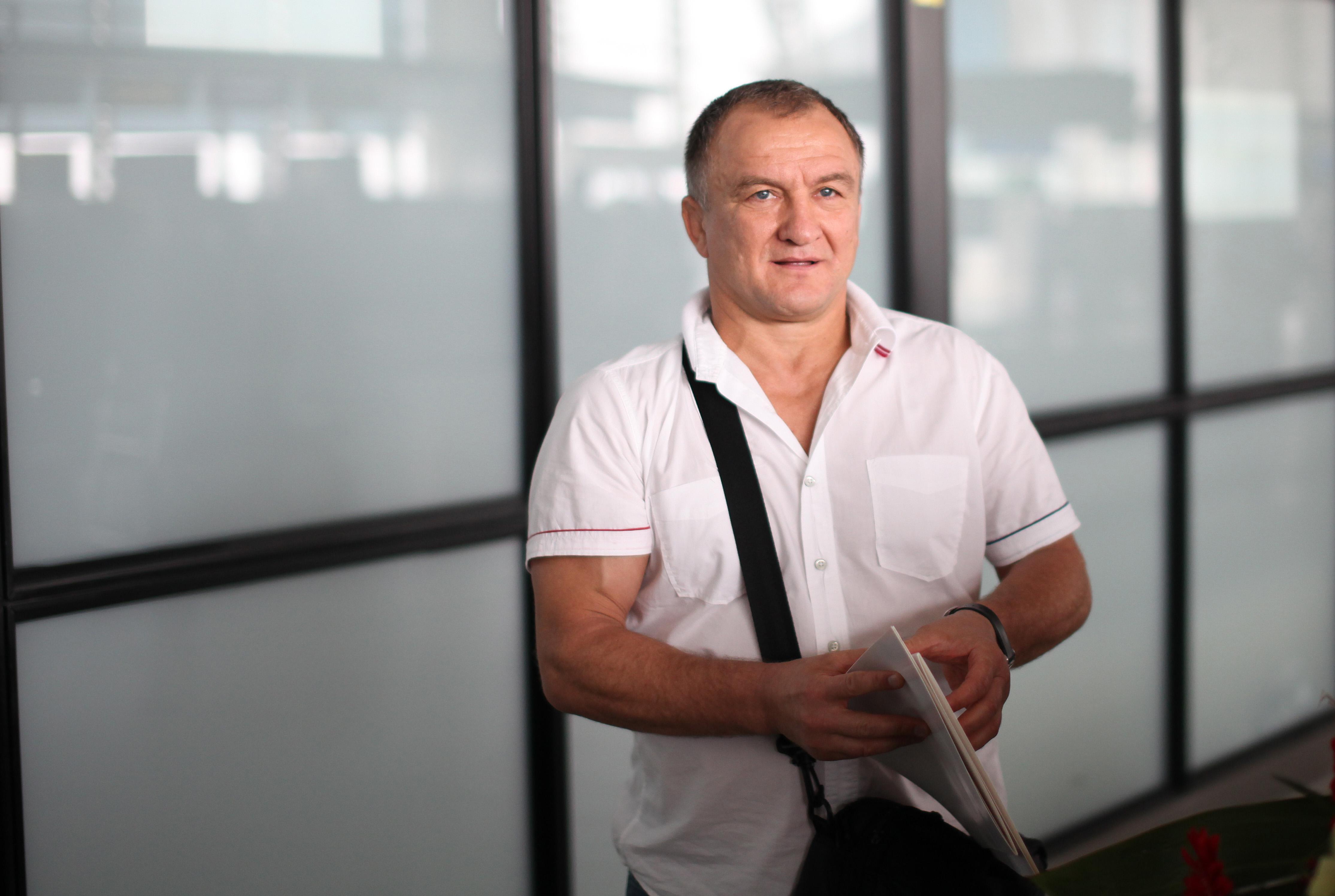 Симеон Щерев е треньор №1 на България