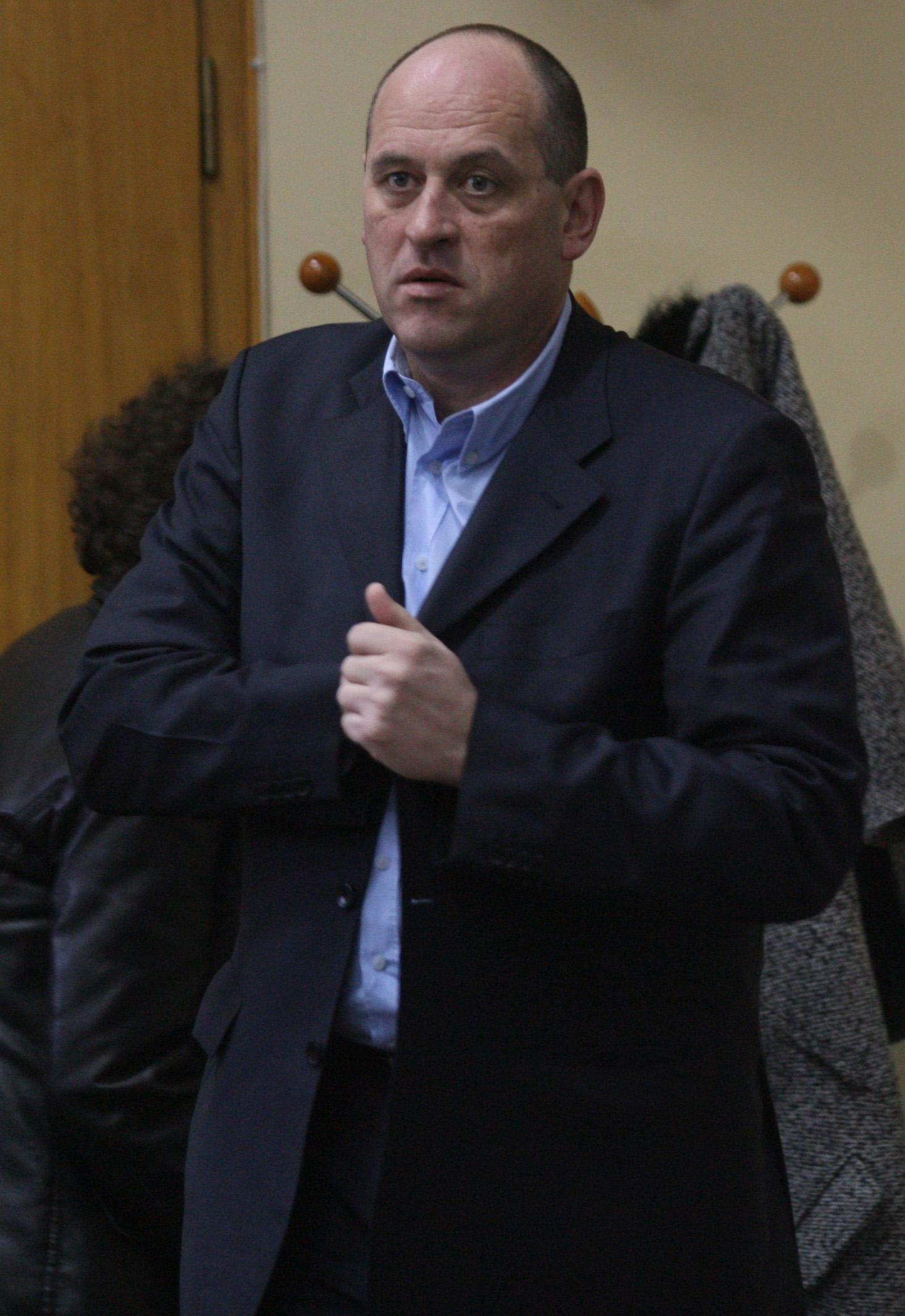 Барчовски доволен от мястото ни за жребия на Евро 2013