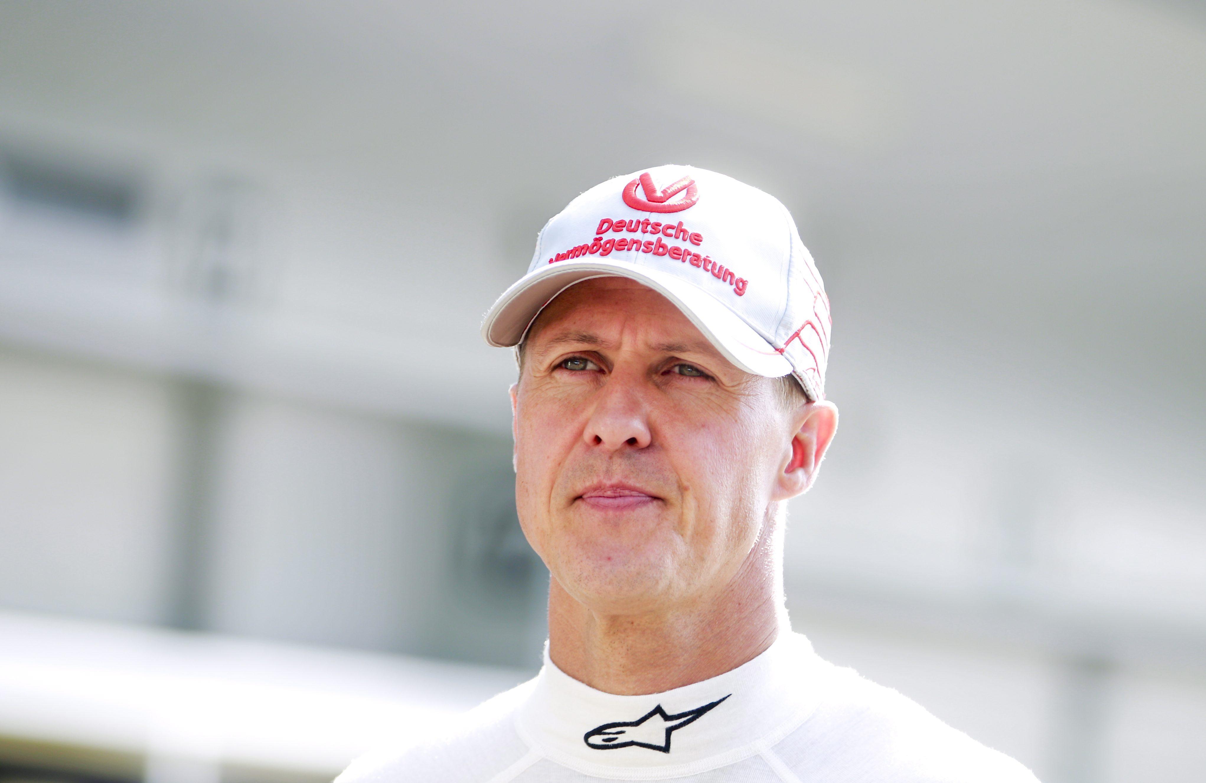Шумахер начело след втората свободна тренировка