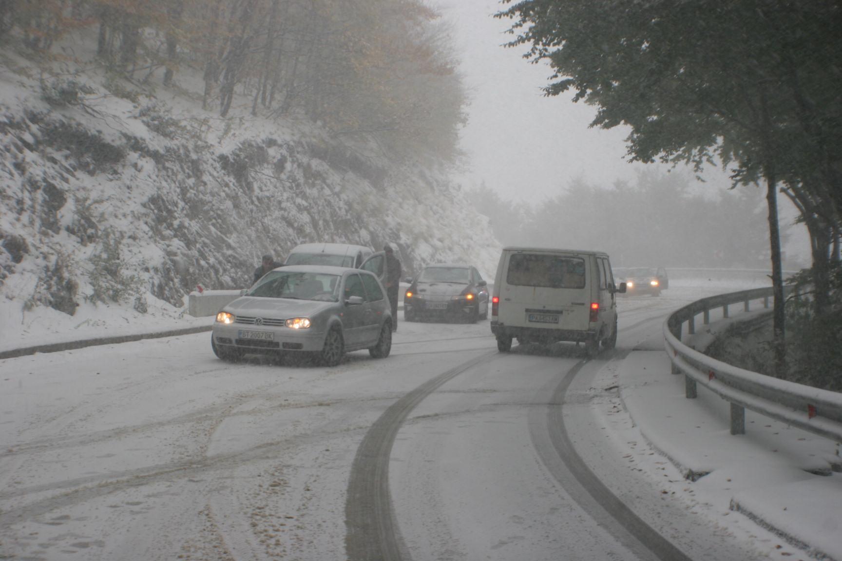 Без сняг в низините - поне до Коледа