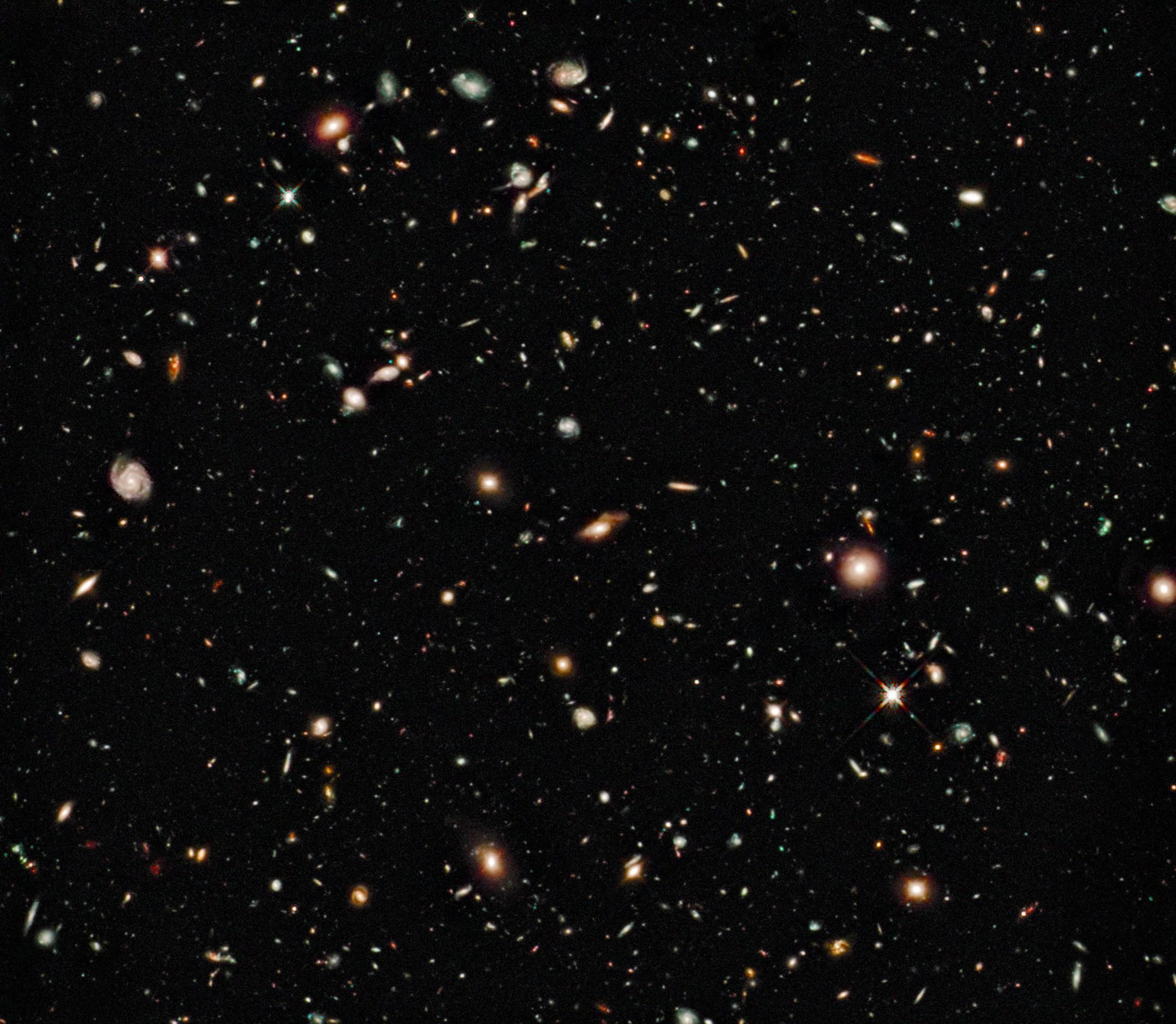 Създадоха най-големия модел на Вселената