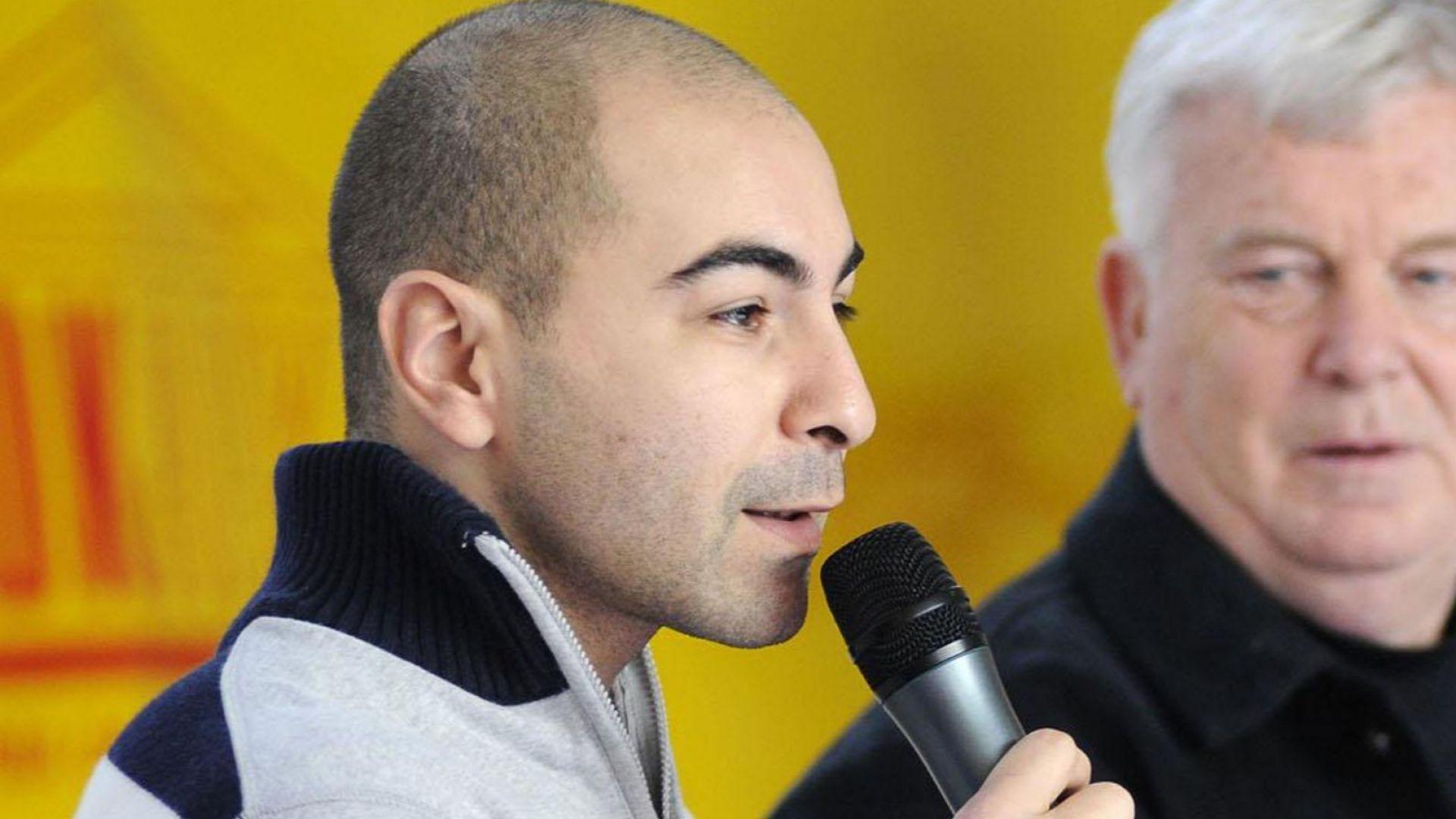 Синът на Гълъбин Боевски арестуван за наркотици