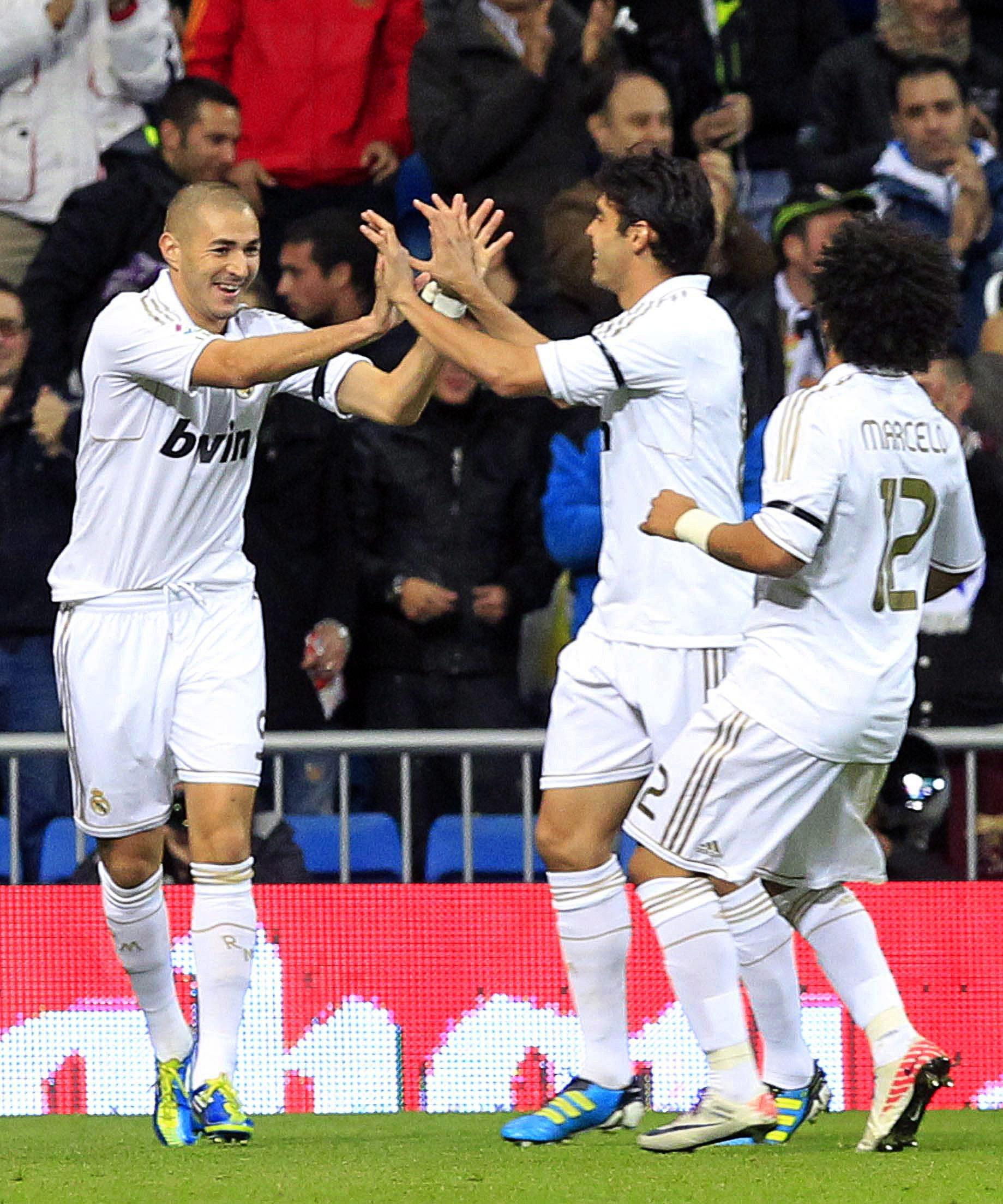Реал Мадрид пожали Виляреал у дома