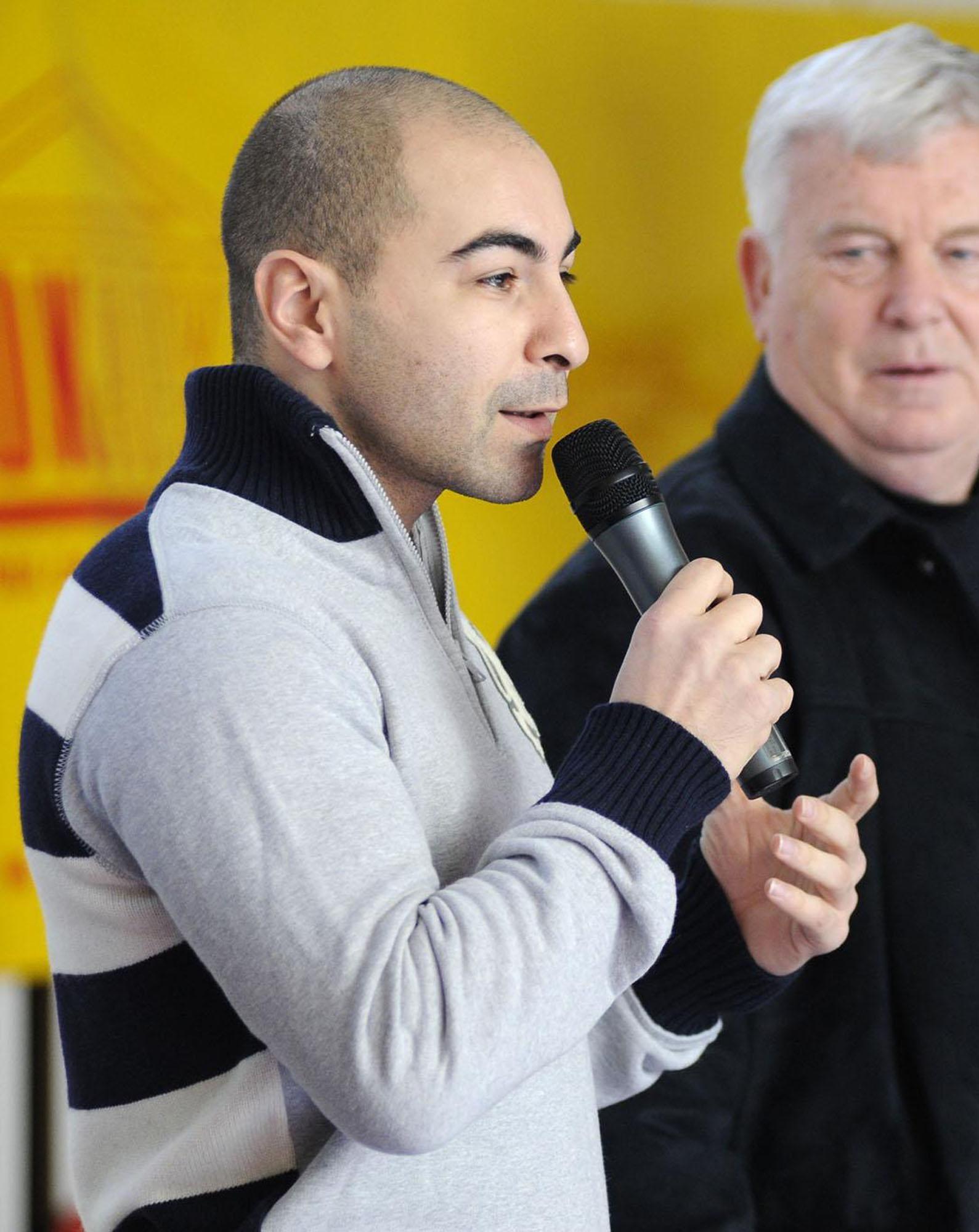 Гълъбин Боевски неочаквано се завърна в България (обновена)