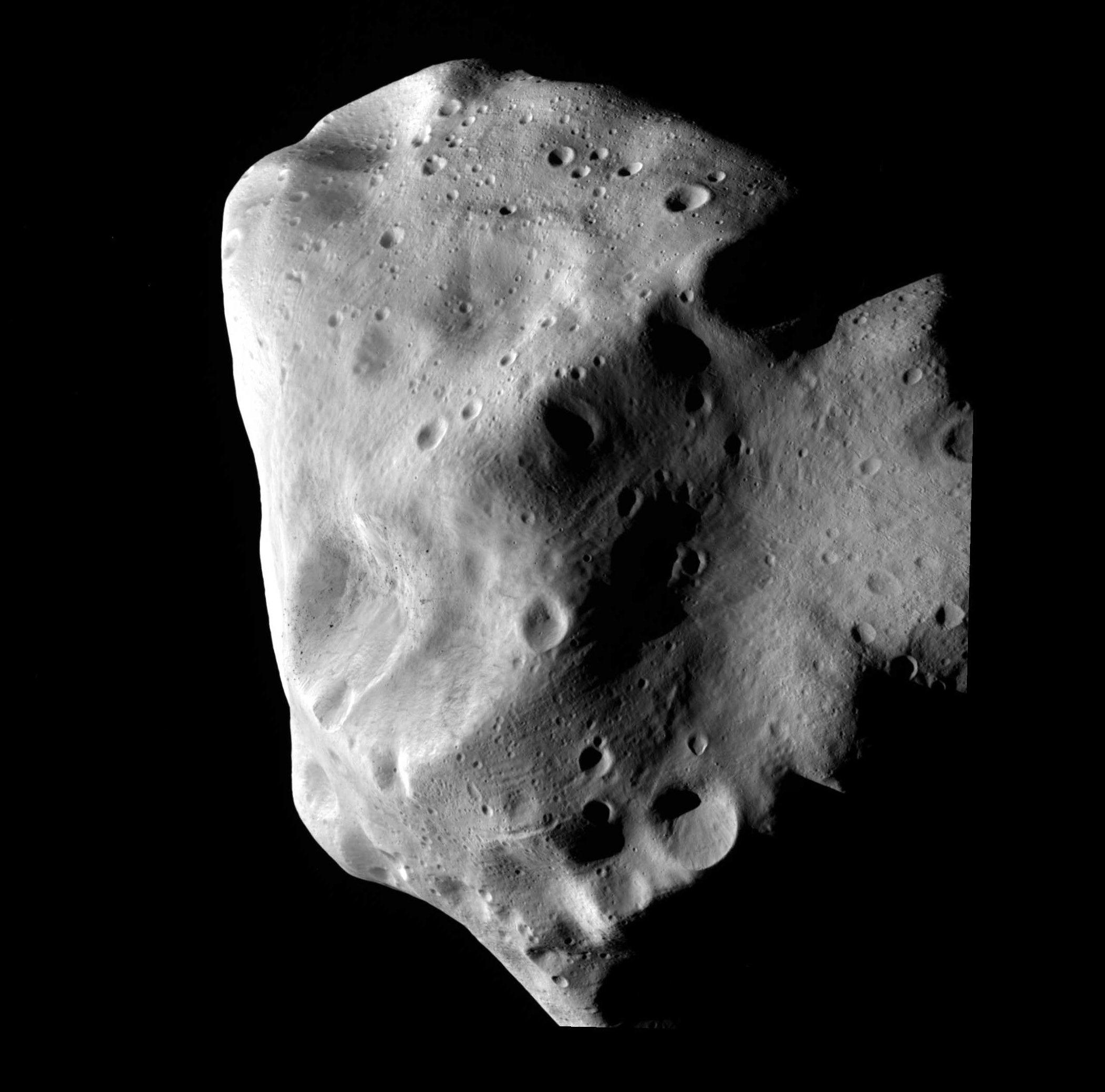 На Земята, както и на Луната, водата е донесена от астероиди