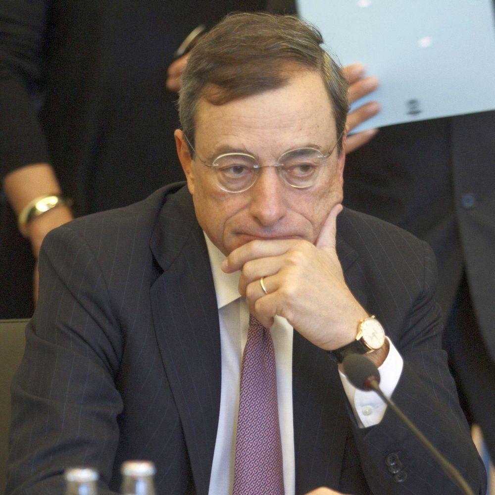 Драги нападна лидерите на Еврозоната