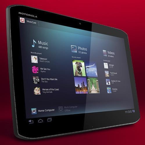 Motorola представи два нови мощни таблета