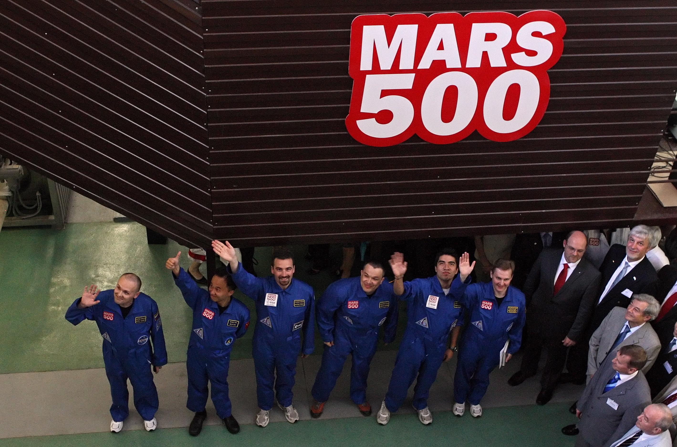 Марсонавтите разпускали с Counter Strike
