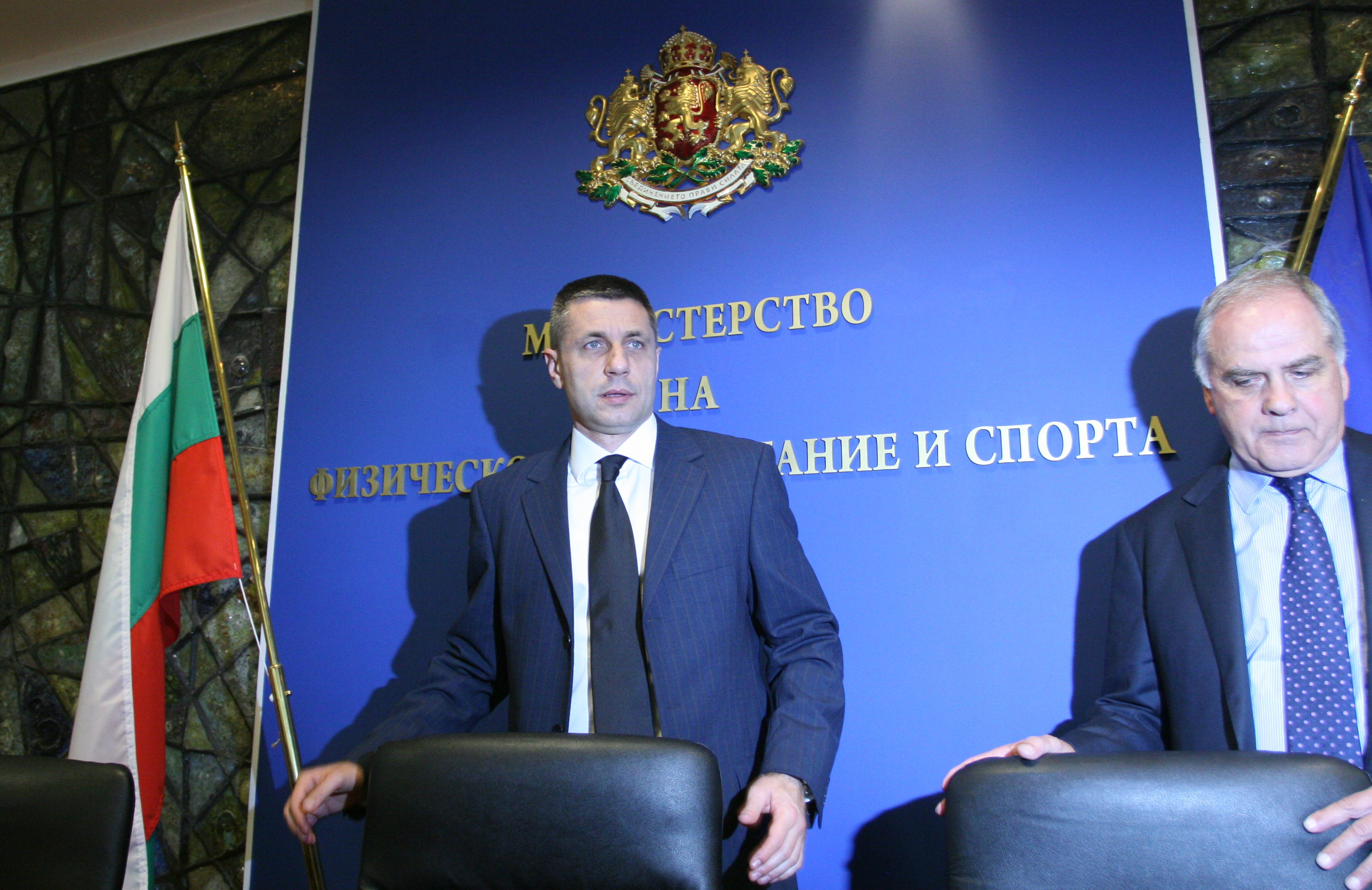 Решено: Радо Стойчев остава треньор на България