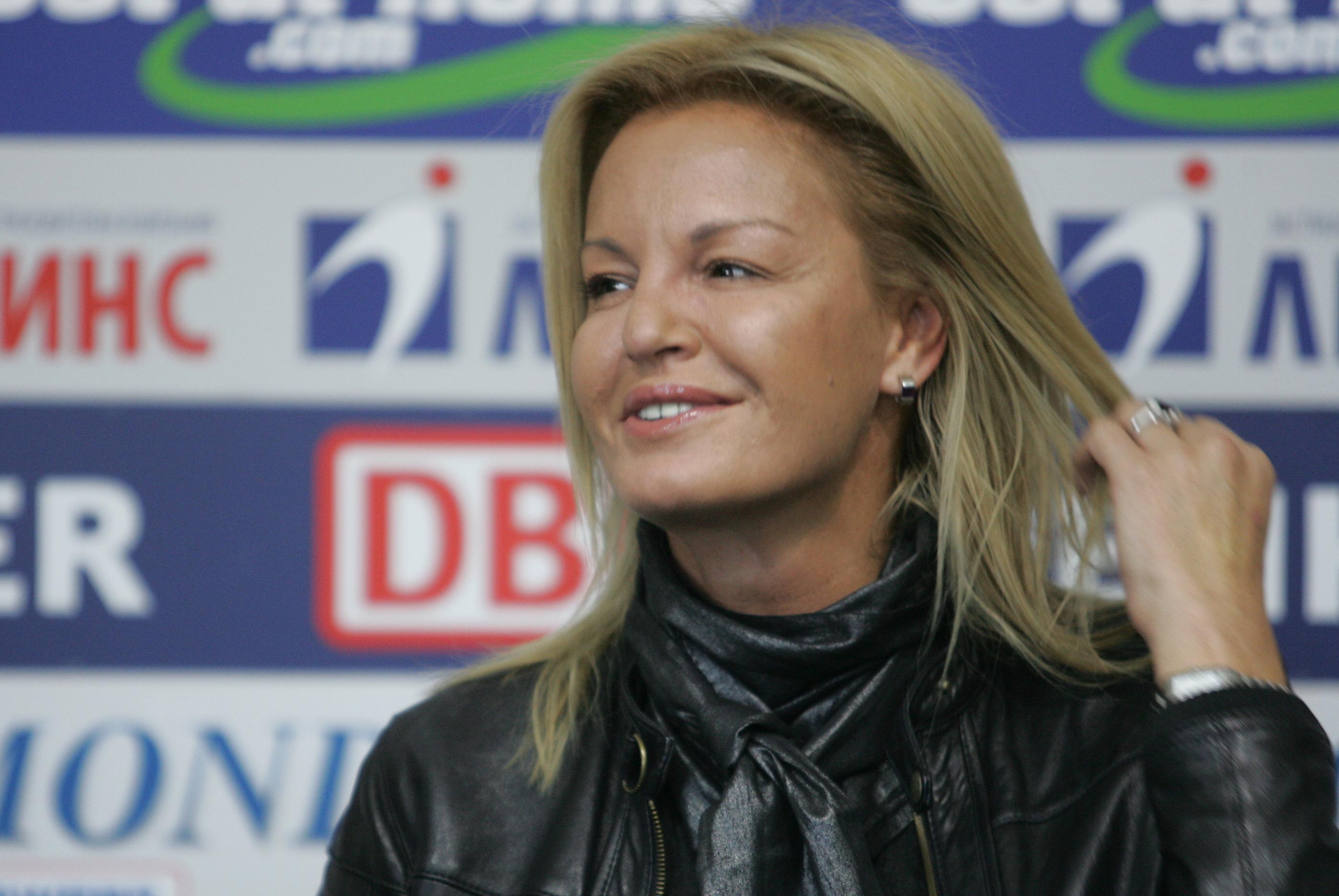 Стефка Костадинова: Вече като чуя за щанги, в главата ми е само допинг