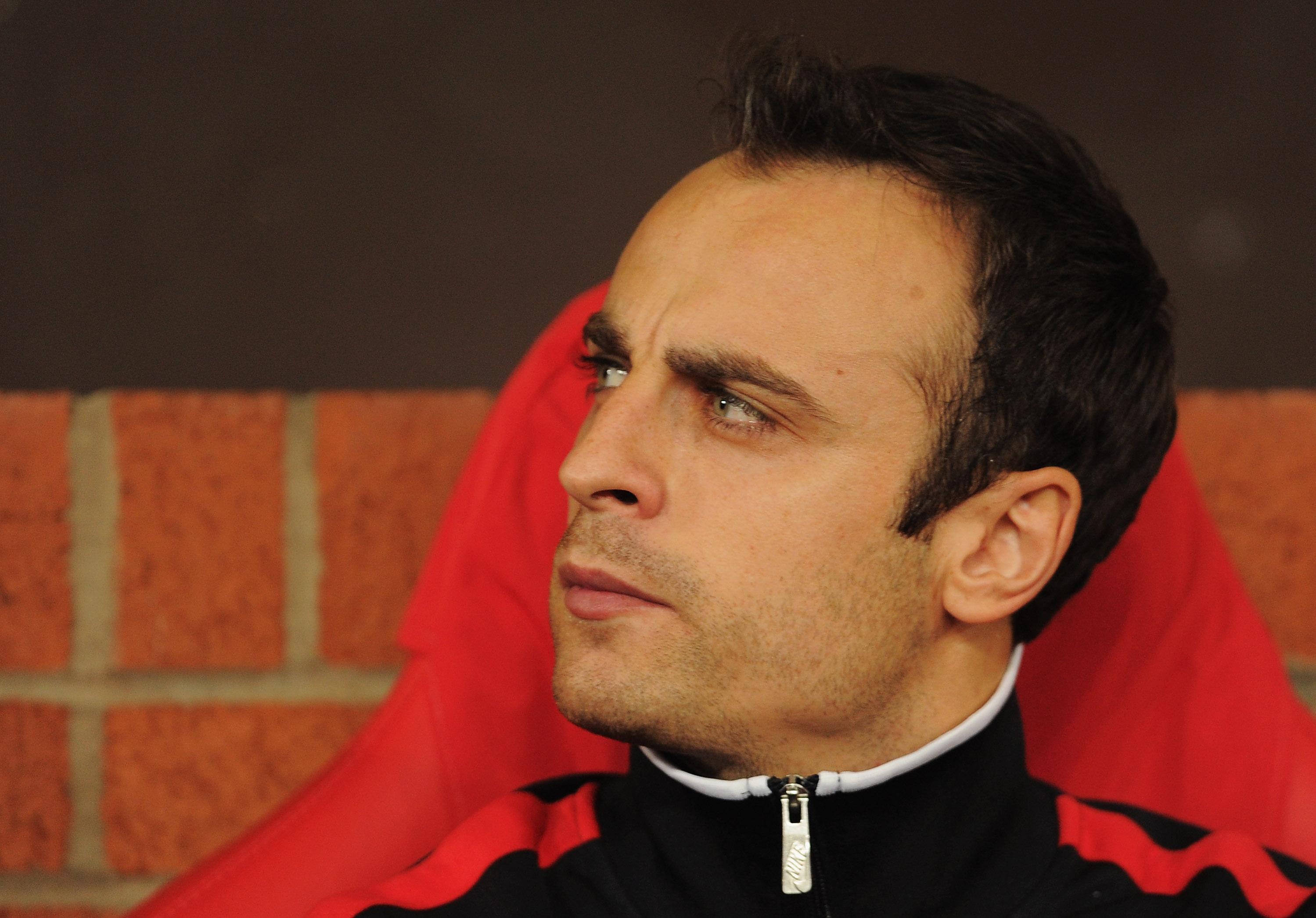 Бербатов пак не е в групата на Юнайтед