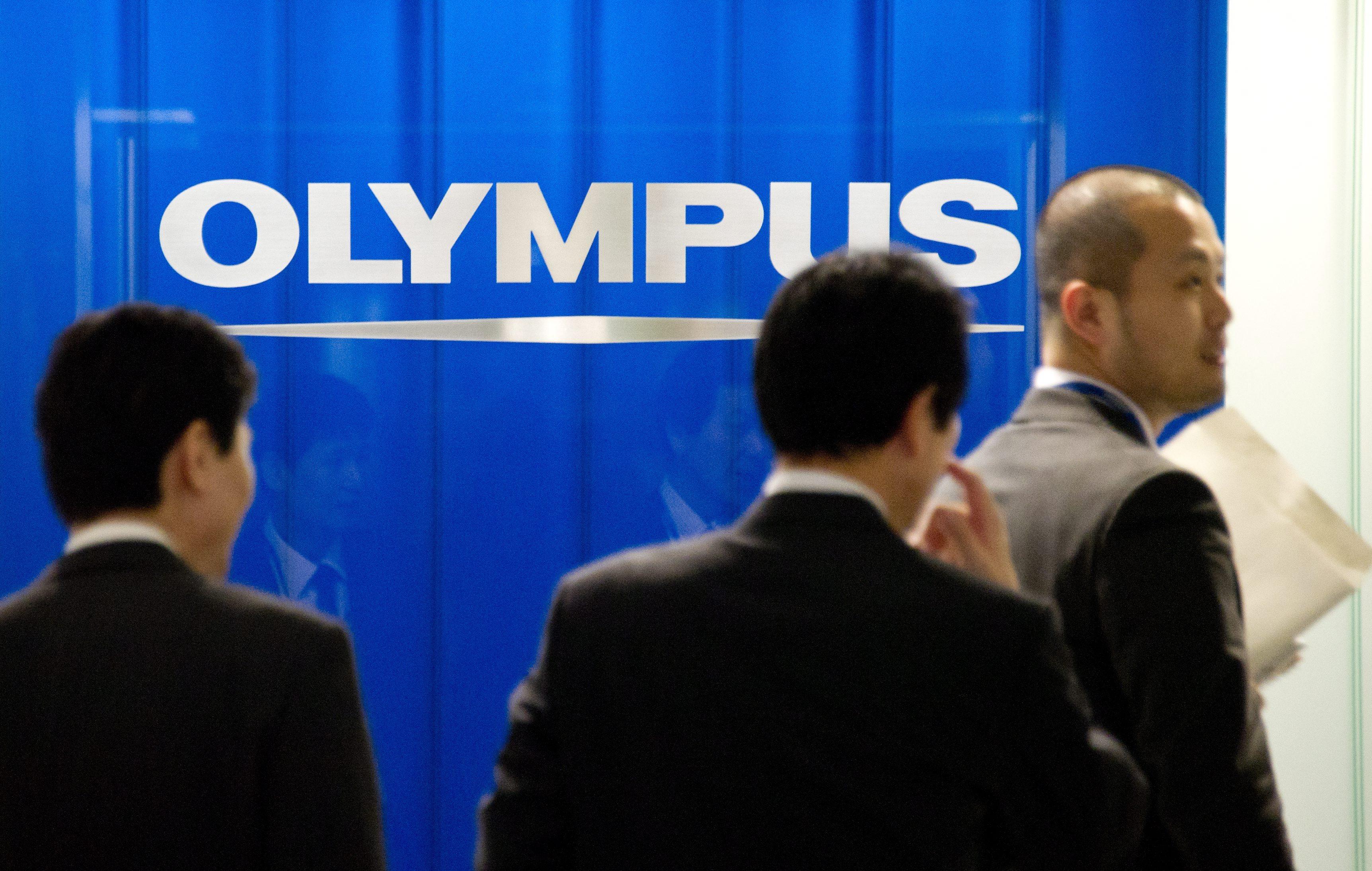 Затвор грози бивши шефове на Olympus