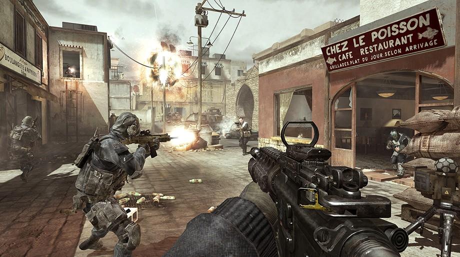 """""""Call of Duty"""" събра над $400 млн. за 1 ден"""